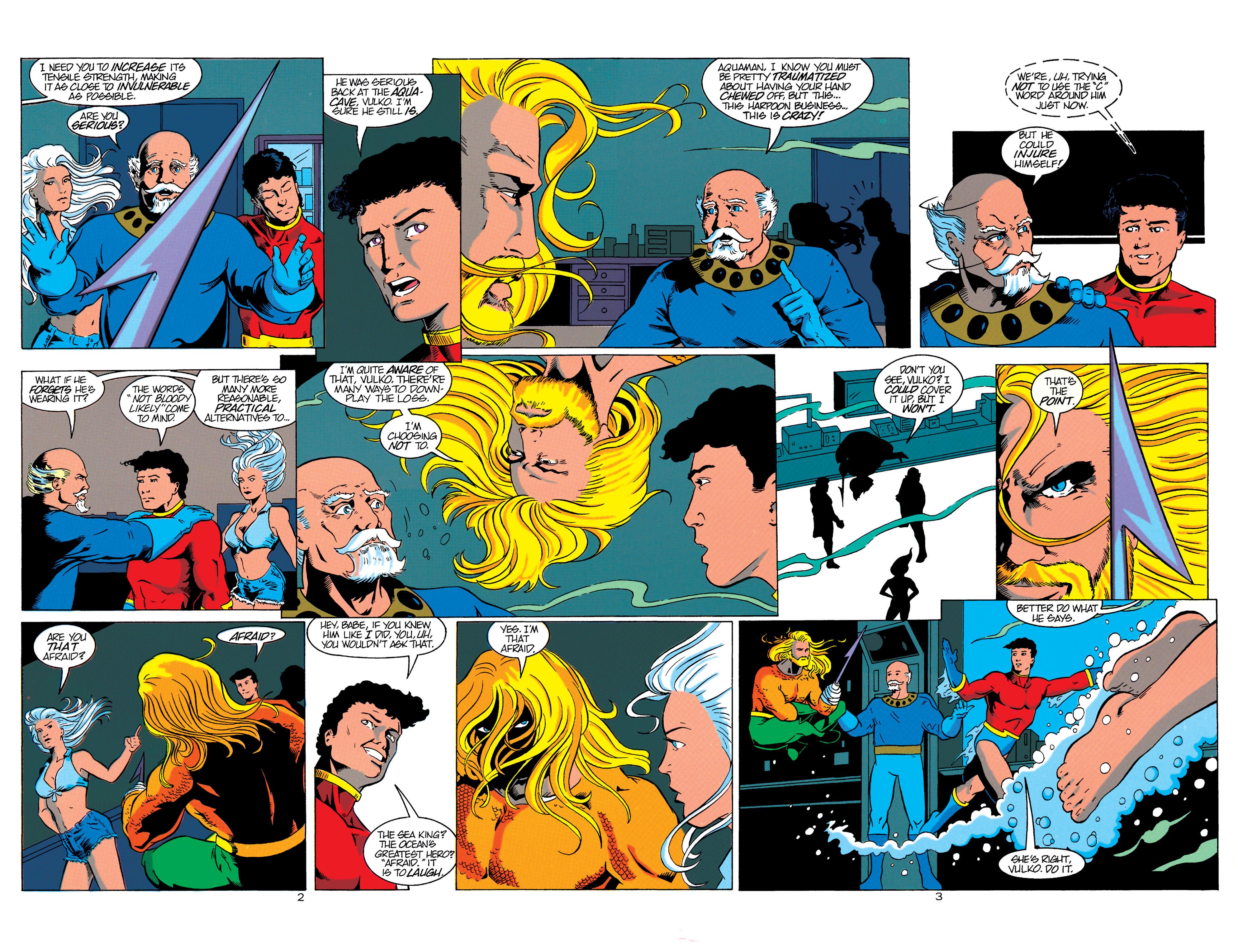 Read online Aquaman (1994) comic -  Issue #3 - 3