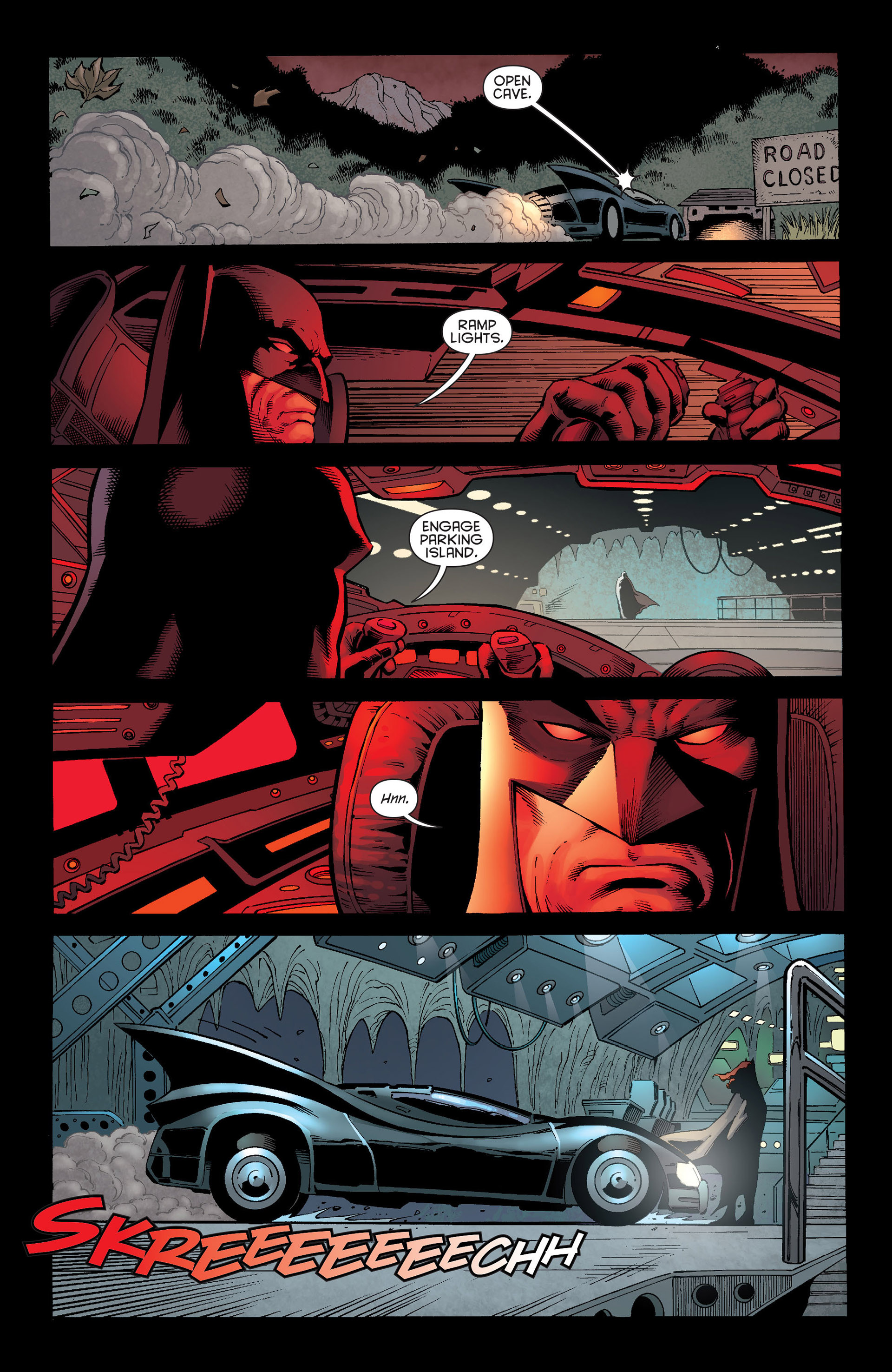 Read online Batman and Robin (2011) comic -  Issue #21 - Batman and Batgirl - 15