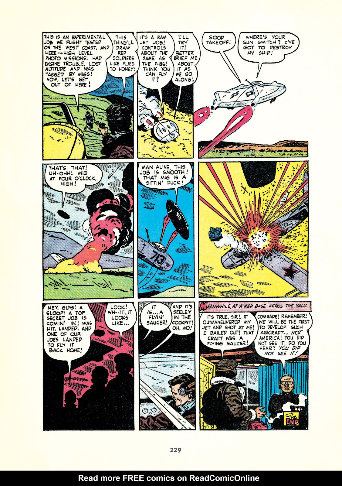 Read online Setting the Standard: Comics by Alex Toth 1952-1954 comic -  Issue # TPB (Part 3) - 30