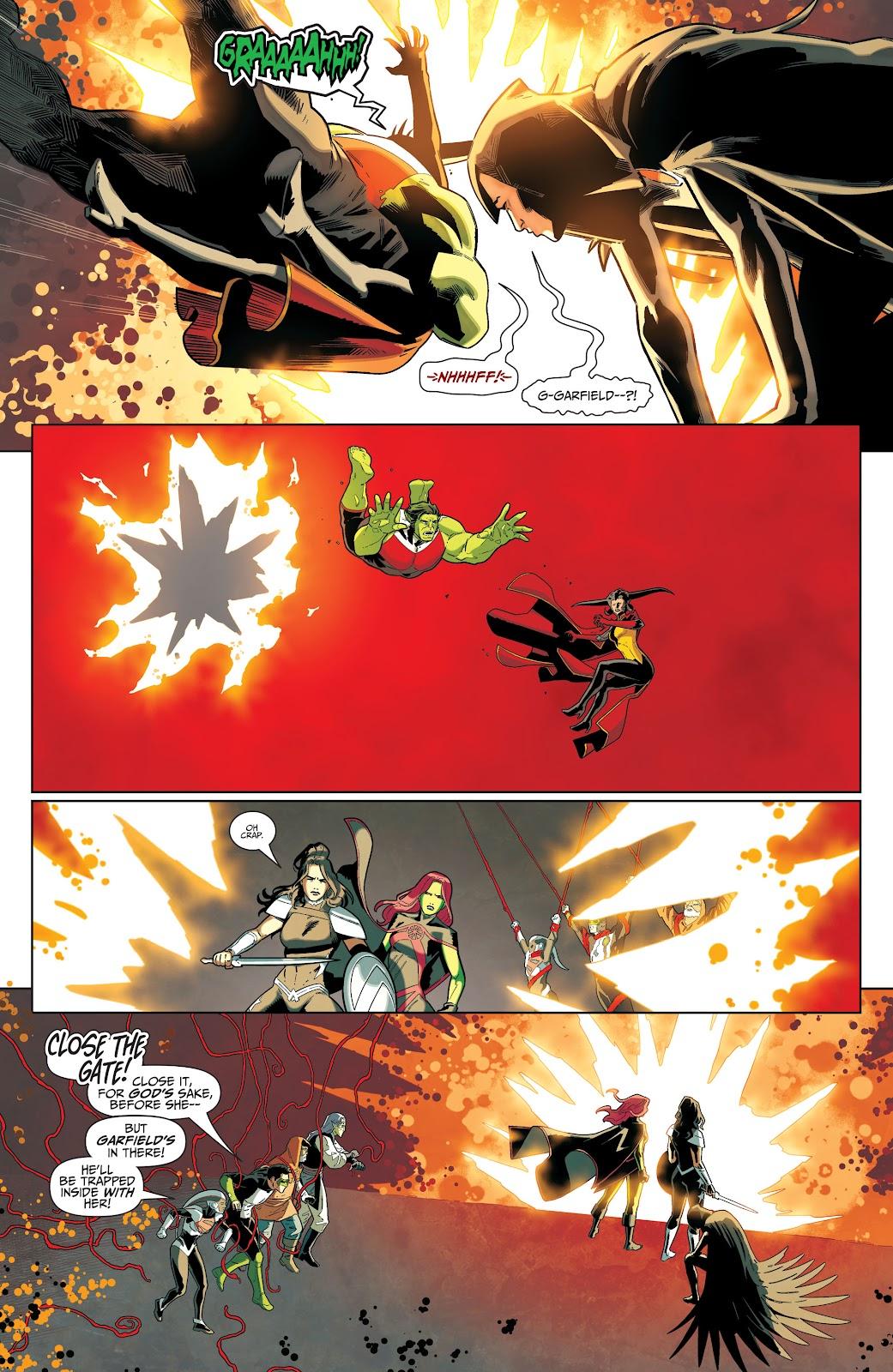 Read online Titans (2016) comic -  Issue #36 - 13