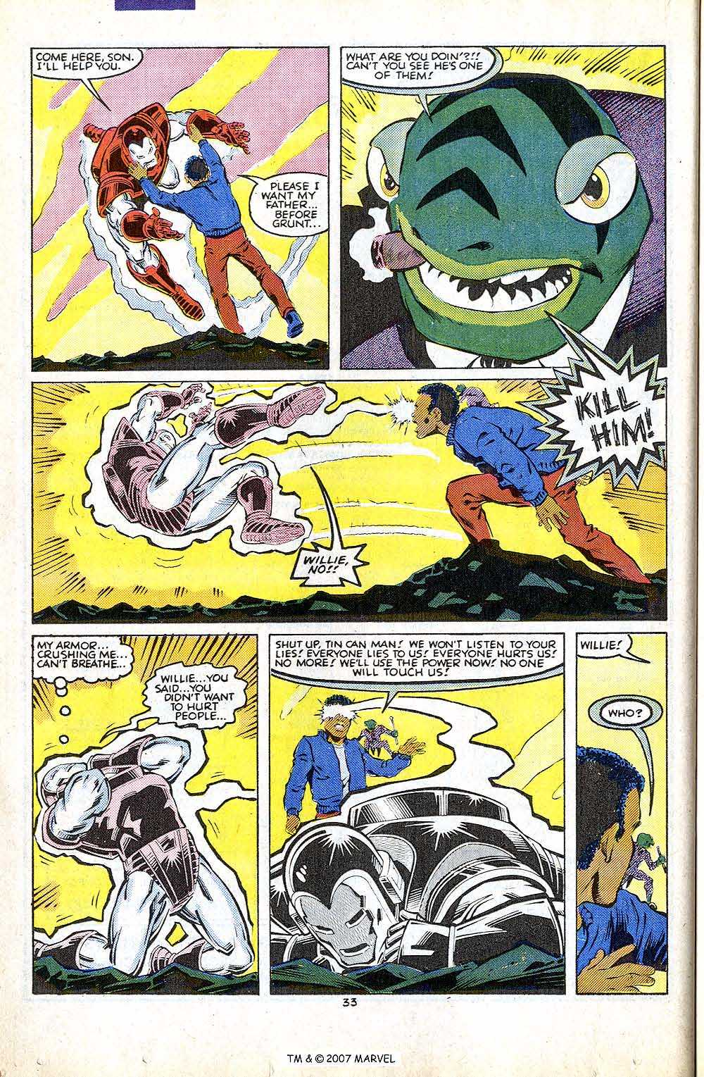 Iron Man Annual issue 8 - Page 40