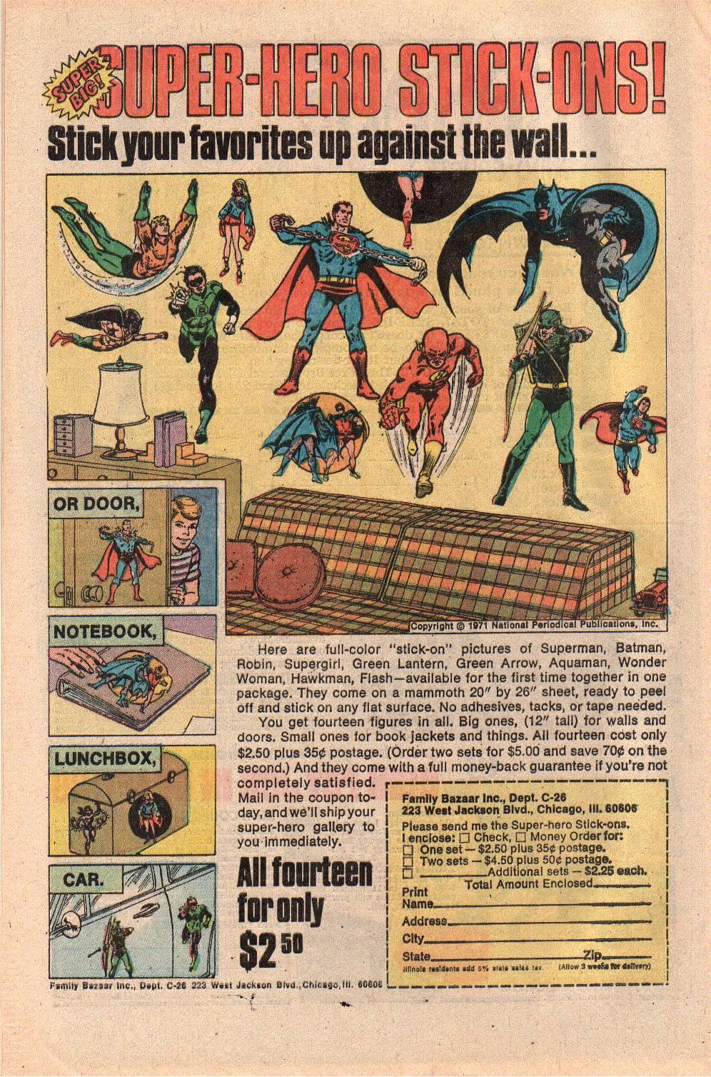 Read online Shazam! (1973) comic -  Issue #9 - 8