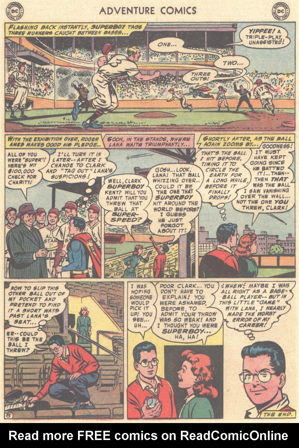 Read online Adventure Comics (1938) comic -  Issue #334 - 32