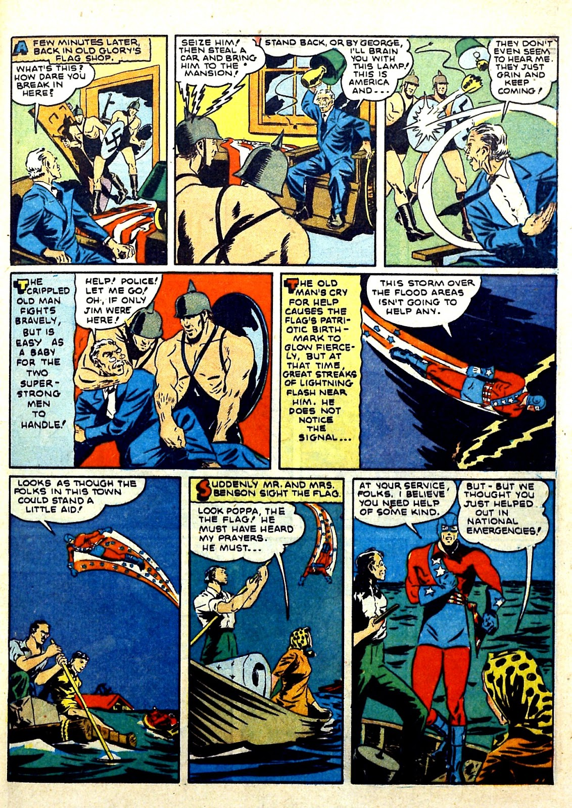 Our Flag Comics issue 4 - Page 39