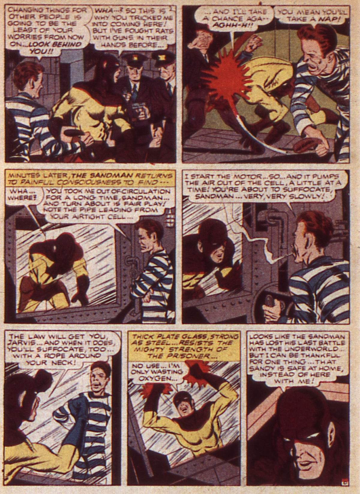 Read online Adventure Comics (1938) comic -  Issue #85 - 8