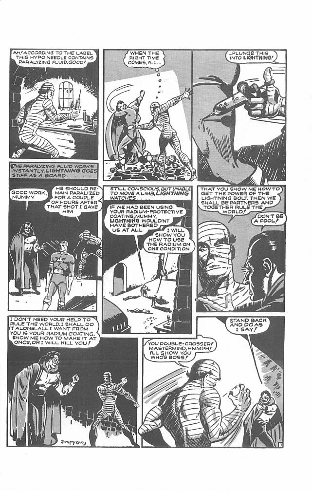 Read online Men of Mystery Comics comic -  Issue #29 - 15