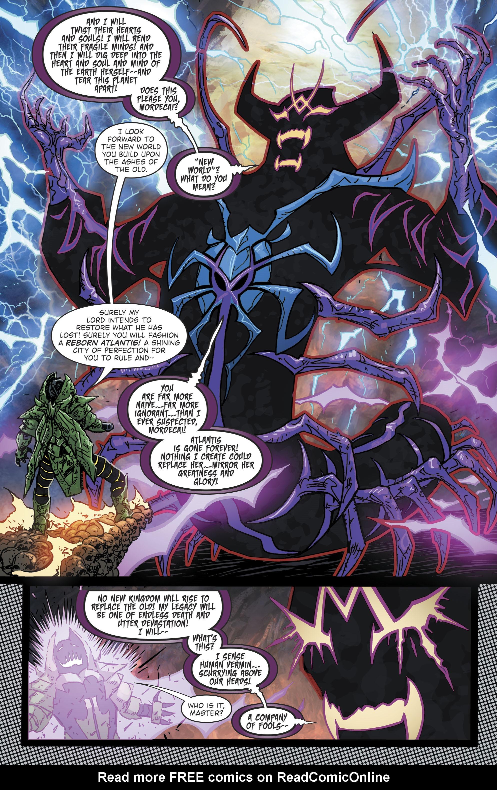 Read online Blue Beetle (2016) comic -  Issue #9 - 15