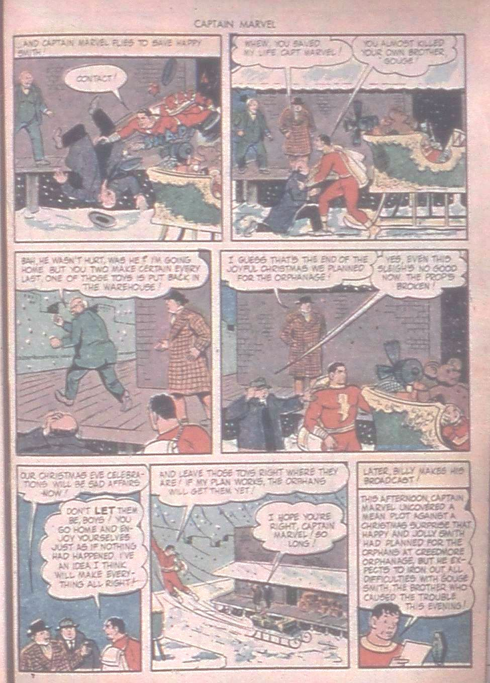 Captain Marvel Adventures issue 42 - Page 43