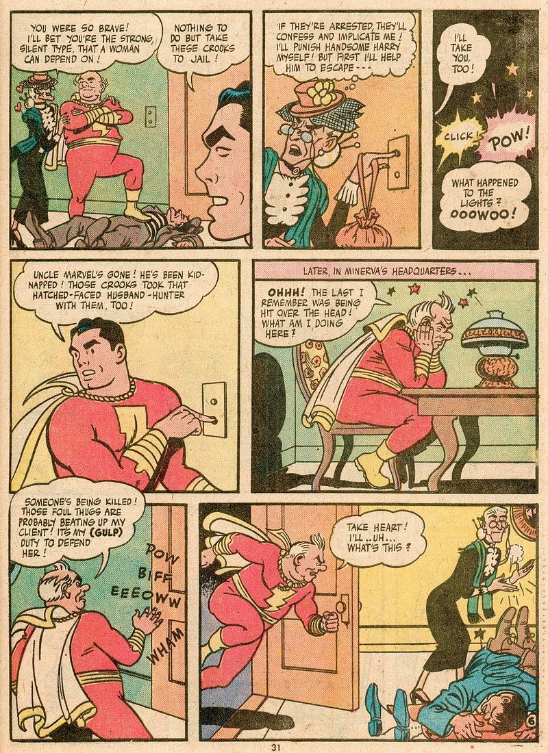 Read online Shazam! (1973) comic -  Issue #12 - 28