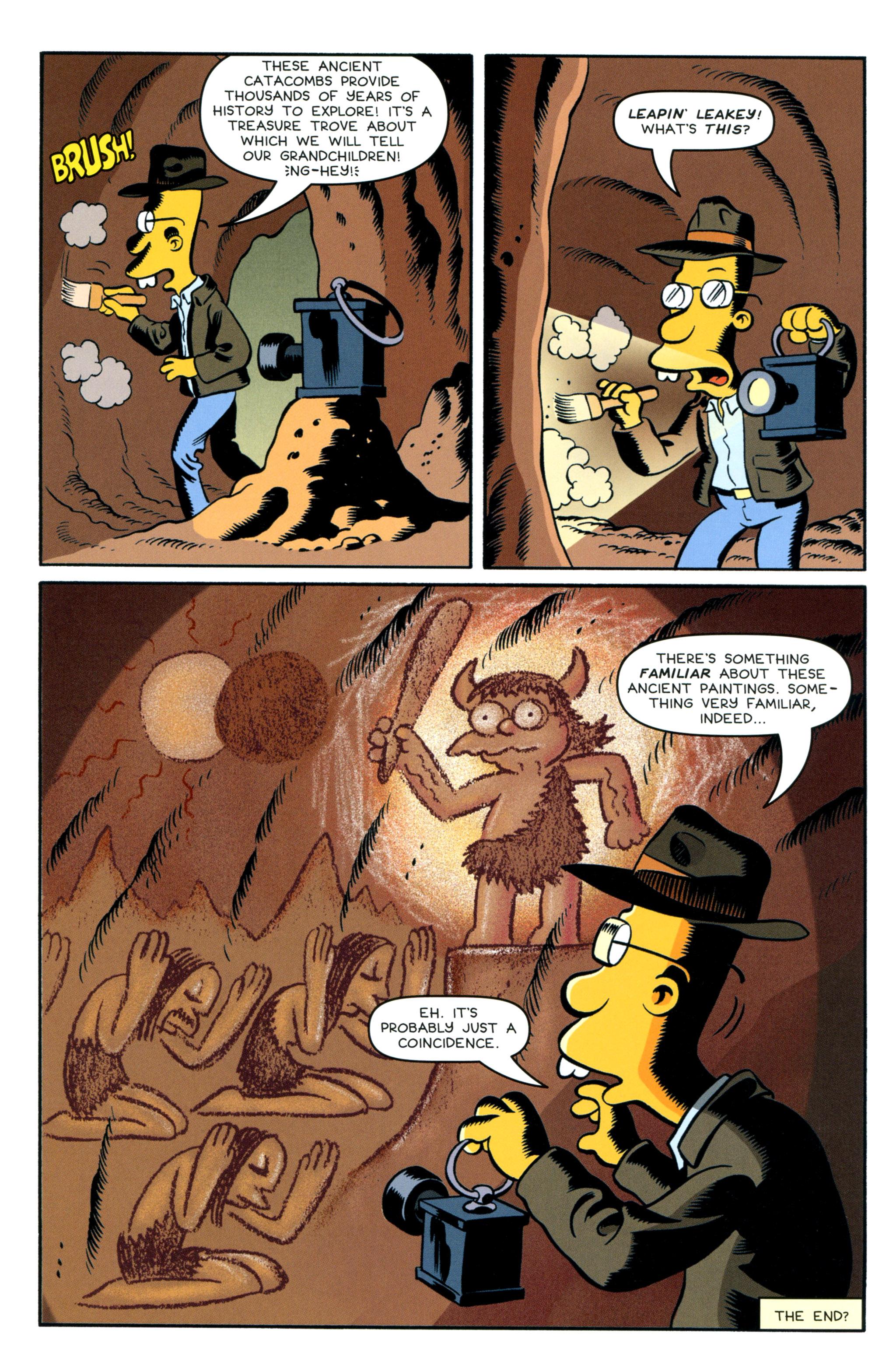 Read online Simpsons Comics Presents Bart Simpson comic -  Issue #90 - 12