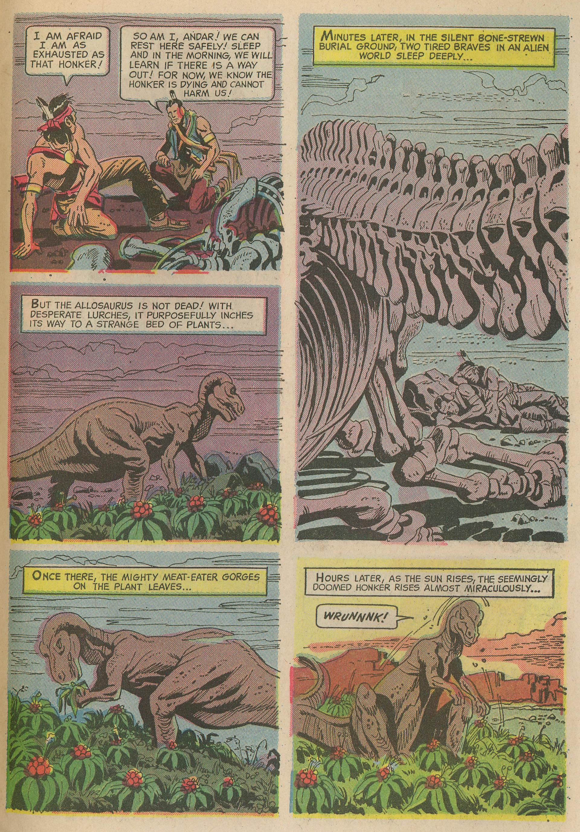 Read online Turok, Son of Stone comic -  Issue #65 - 27