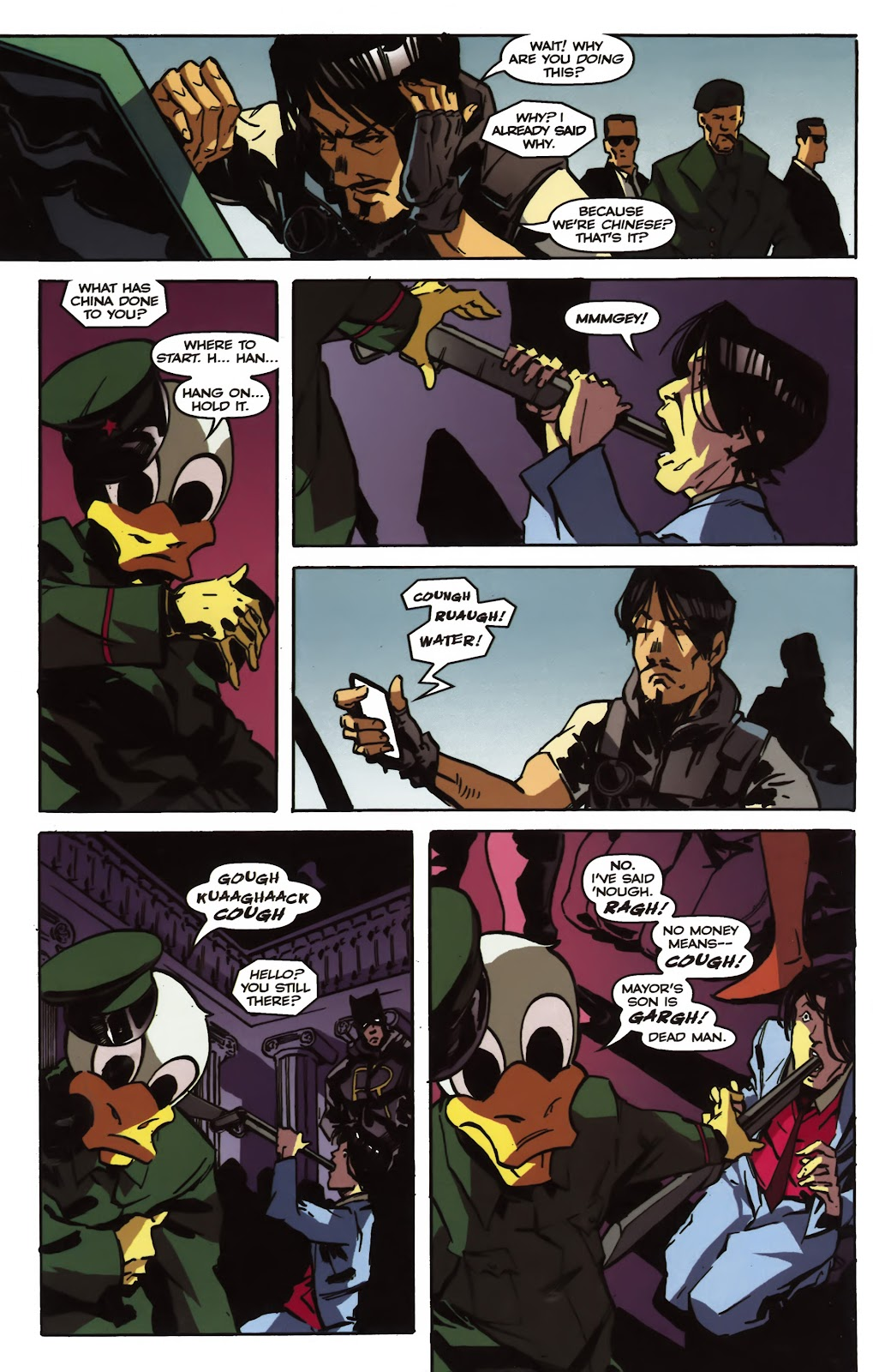Read online Ricky Rouse Has A Gun comic -  Issue # TPB (Part 2) - 13