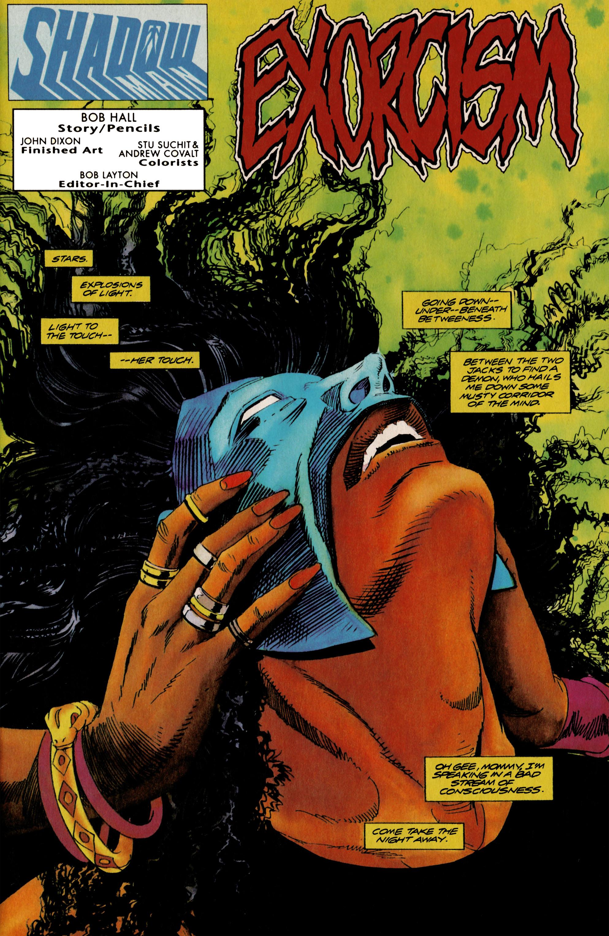 Read online Shadowman (1992) comic -  Issue #18 - 2