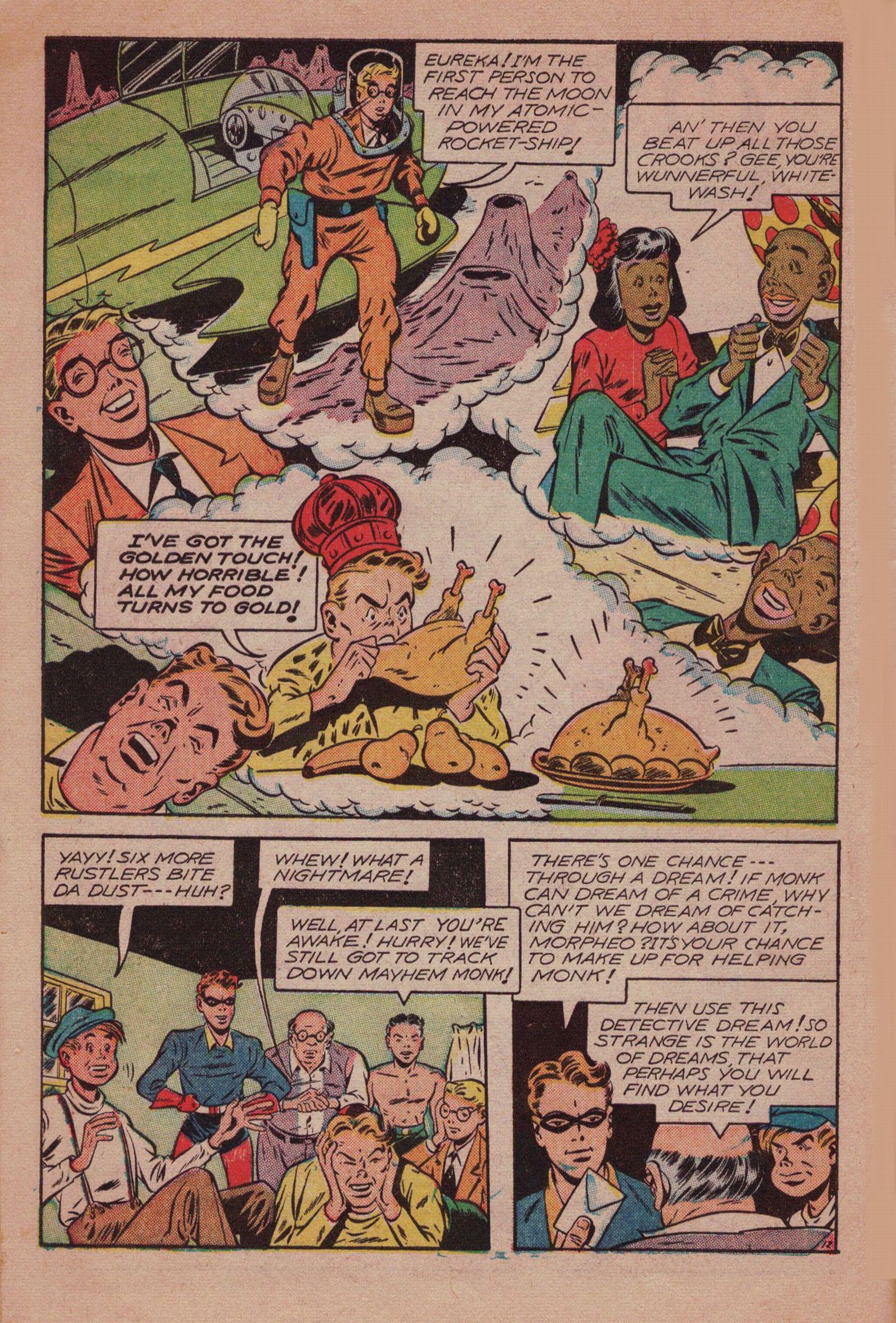 Young Allies Comics Issue 20 | Viewcomic reading comics