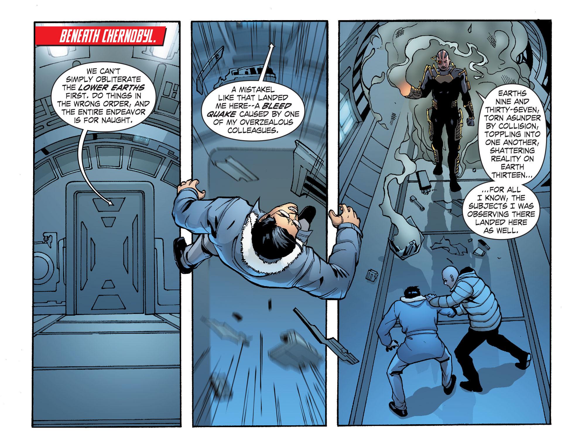 Read online Smallville: Alien comic -  Issue #9 - 11