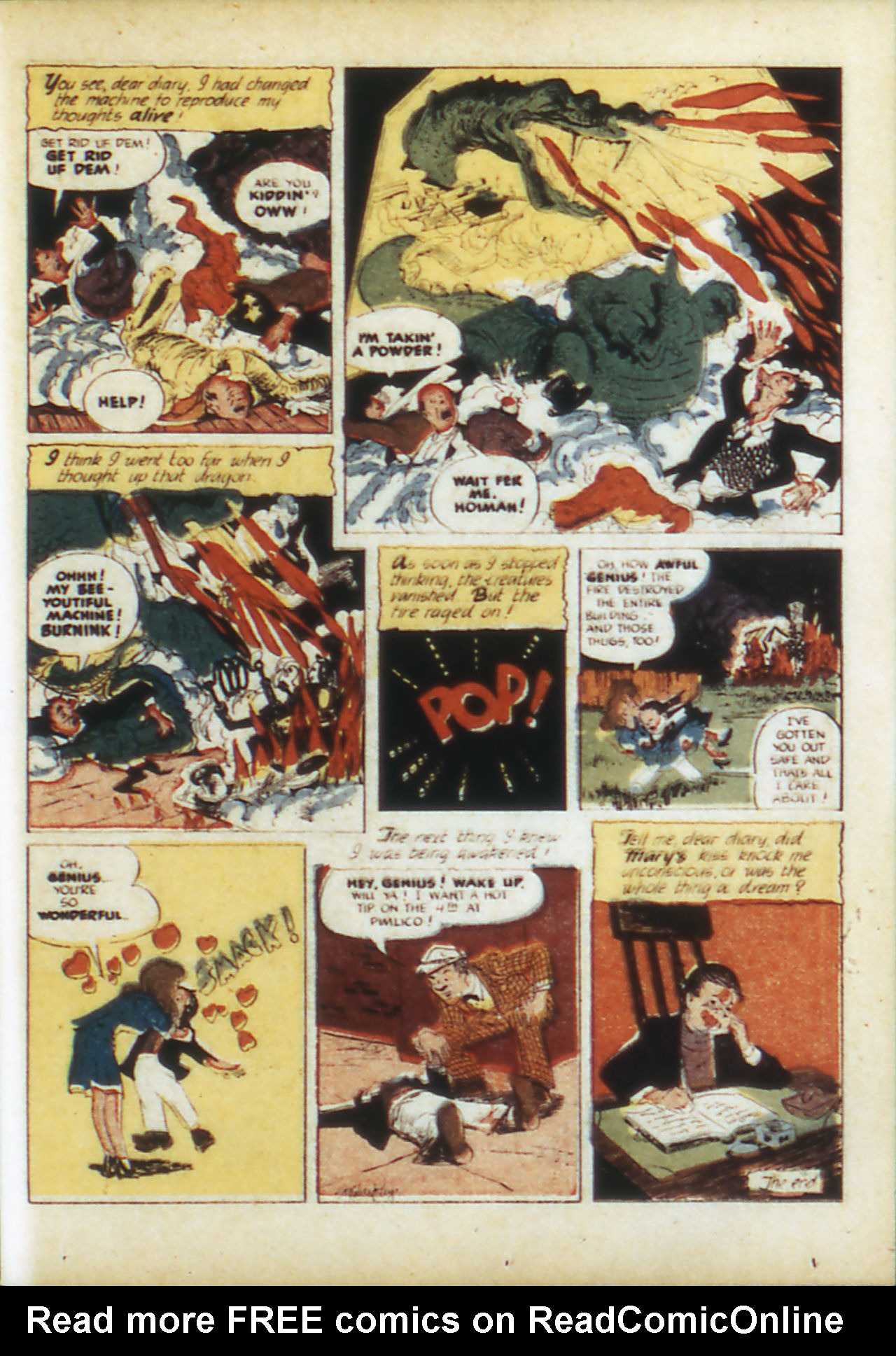 Read online Adventure Comics (1938) comic -  Issue #82 - 46