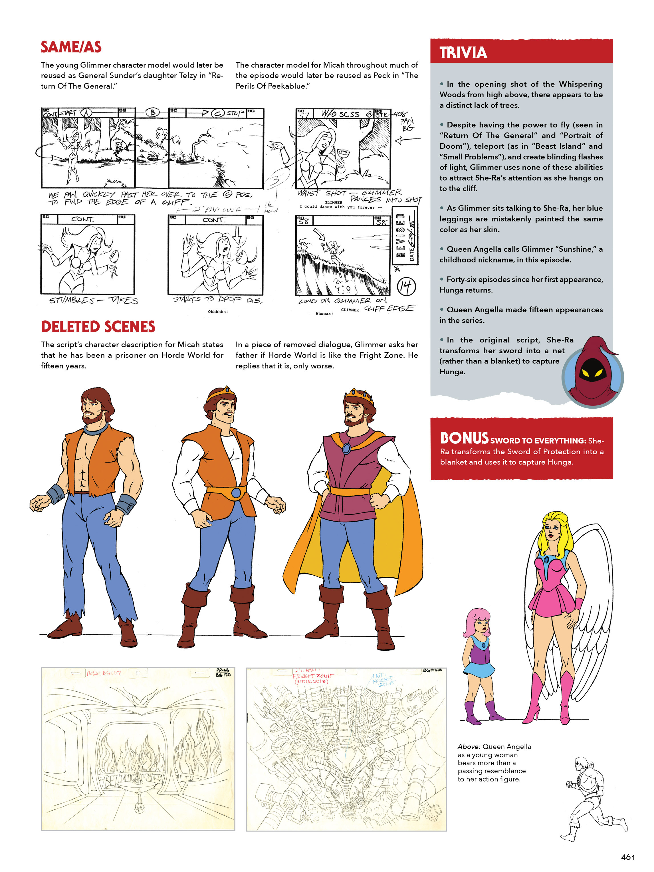 Read online He-Man and She-Ra: A Complete Guide to the Classic Animated Adventures comic -  Issue # TPB (Part 3) - 61