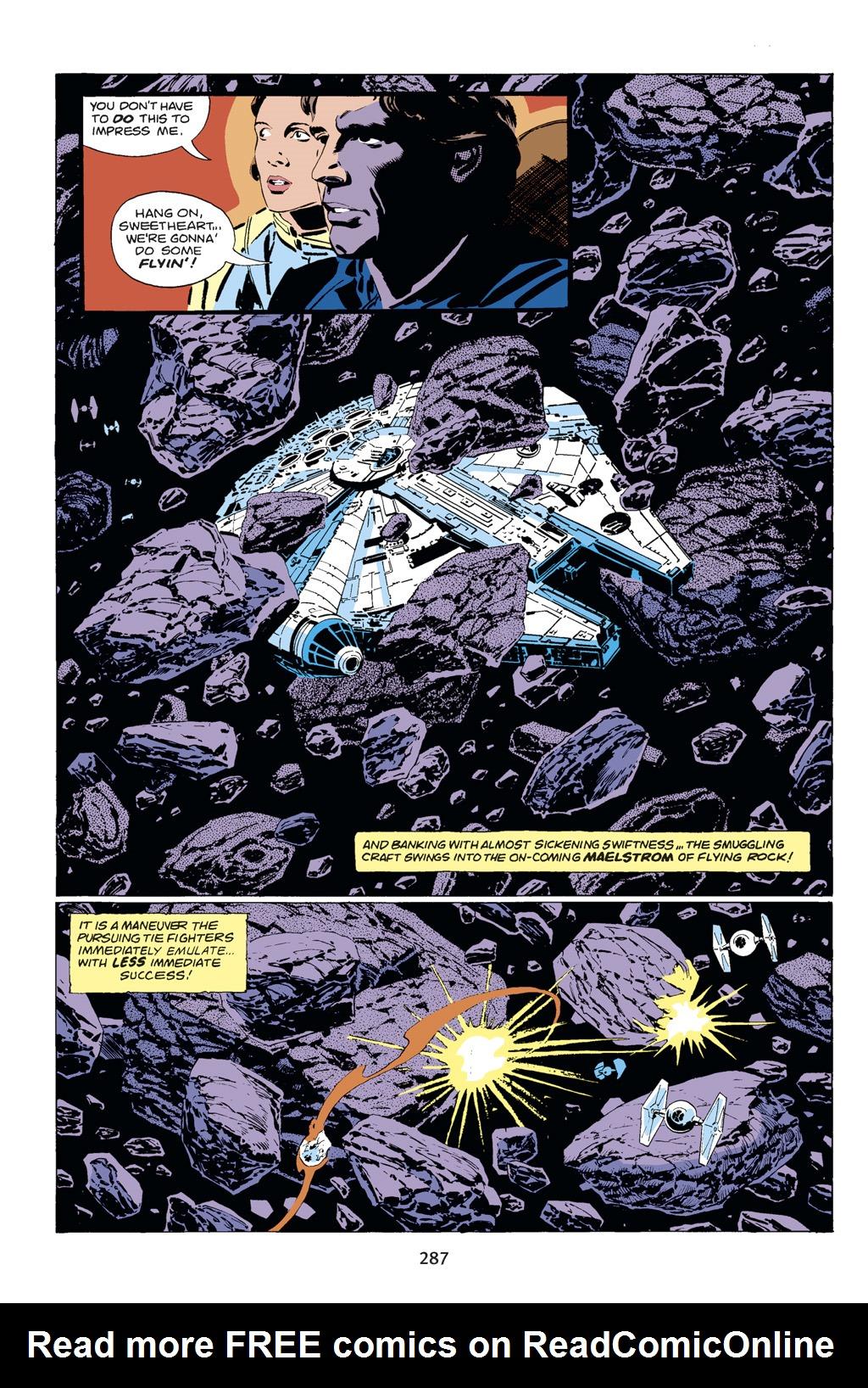 Read online Star Wars Omnibus comic -  Issue # Vol. 14 - 285