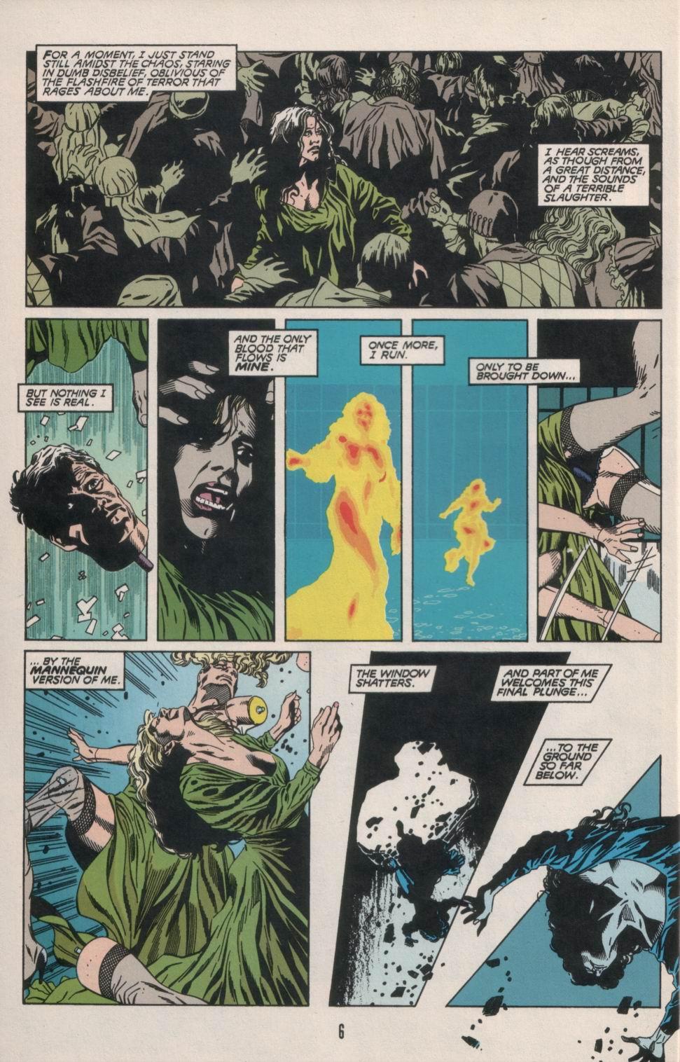Read online Aliens/Predator: The Deadliest of the Species comic -  Issue #1 - 7