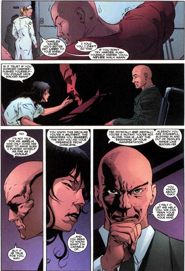 Read online Uncanny X-Men (1963) comic -  Issue # _Annual 2000 - 25