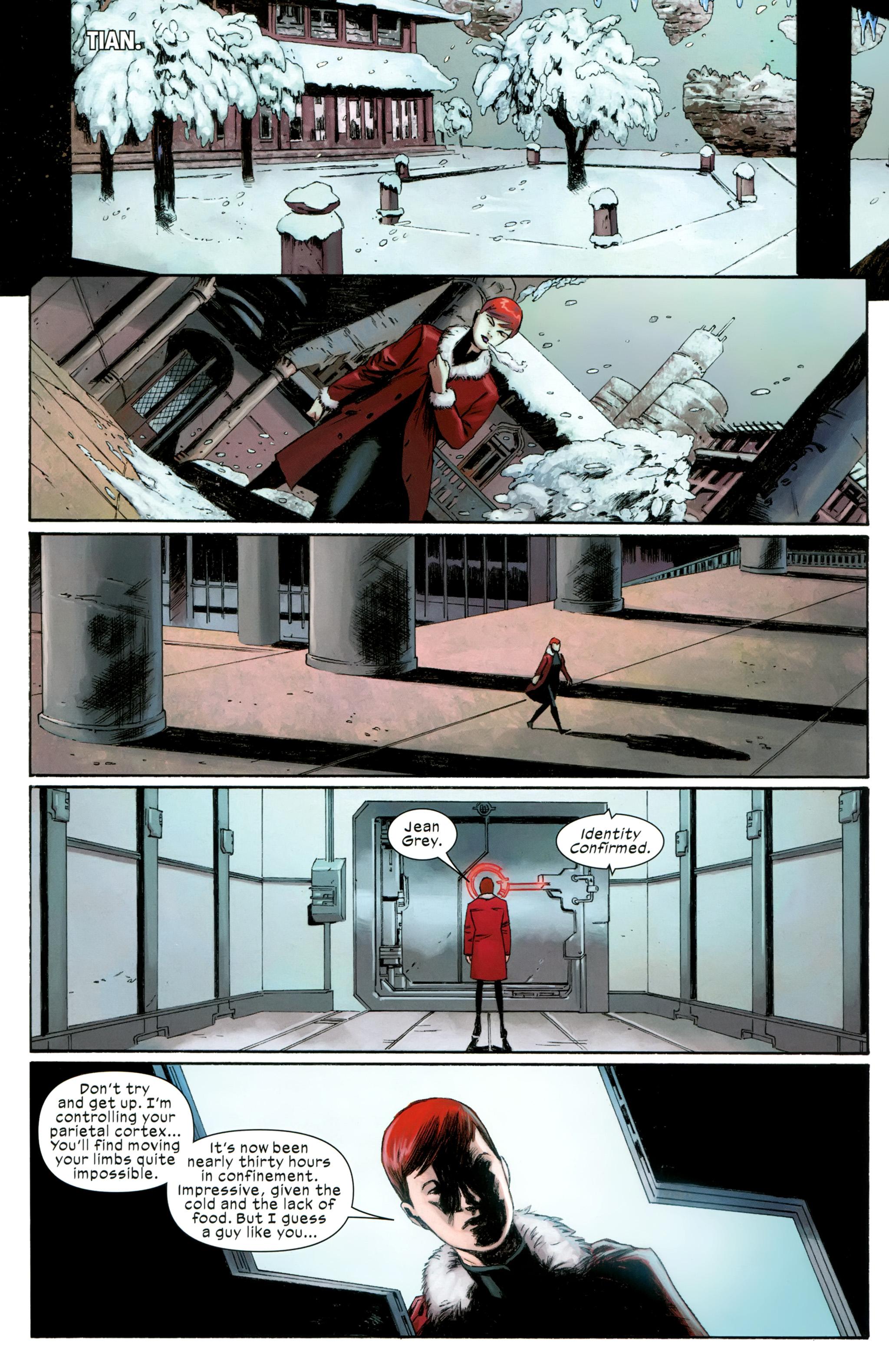 Read online Ultimate Comics X-Men comic -  Issue #31 - 19