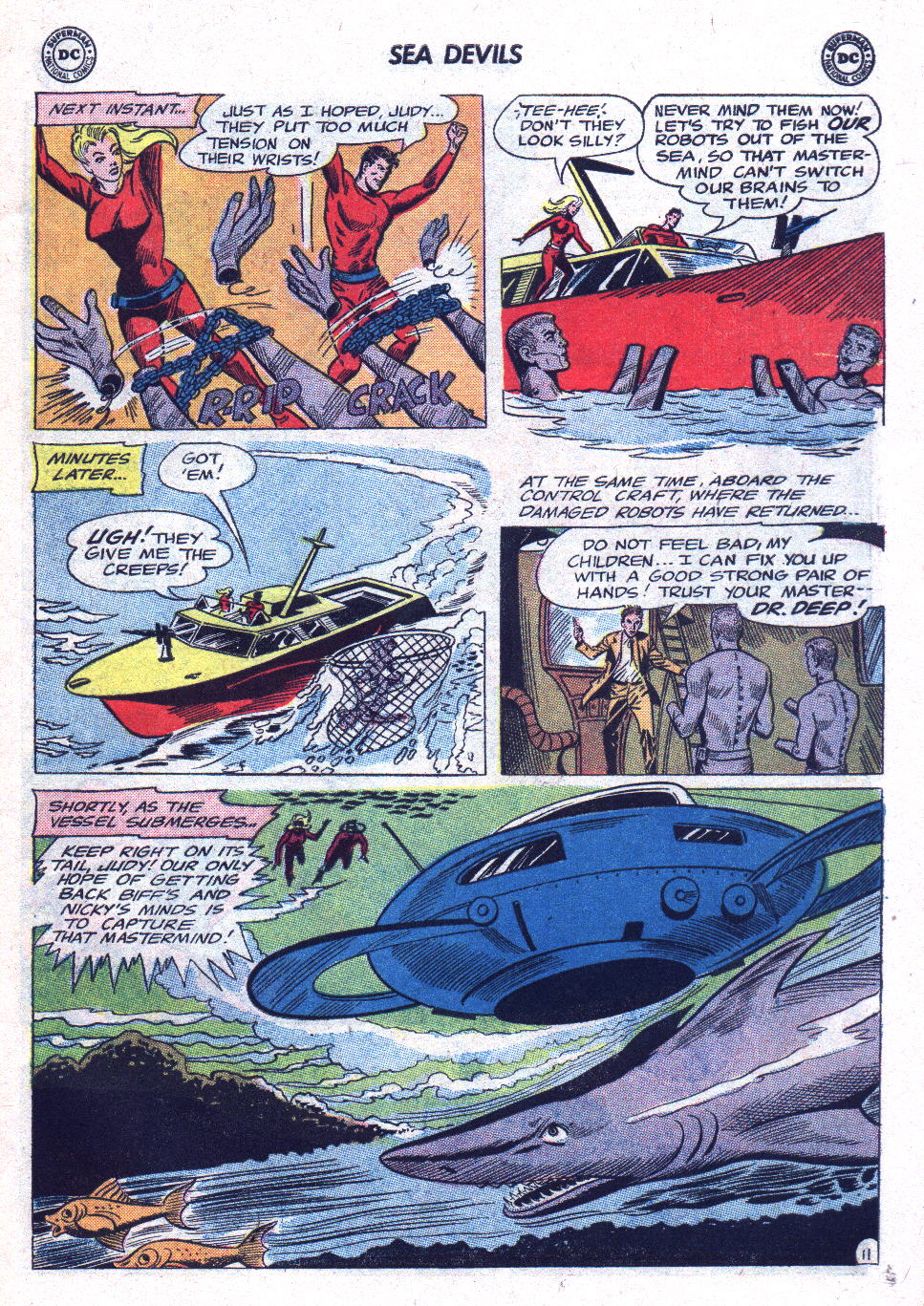 Sea Devils issue 19 - Page 15