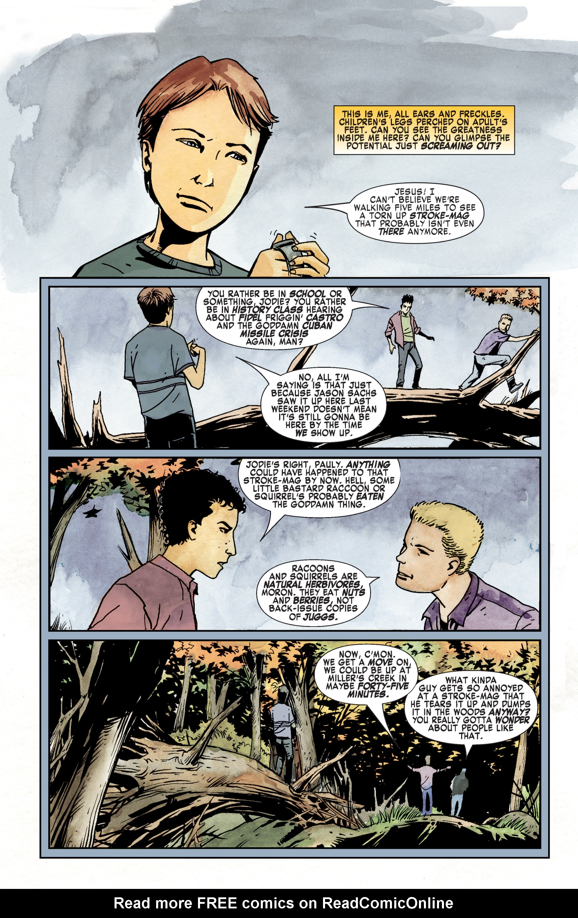 Read online American Jesus comic -  Issue # TPB - 9