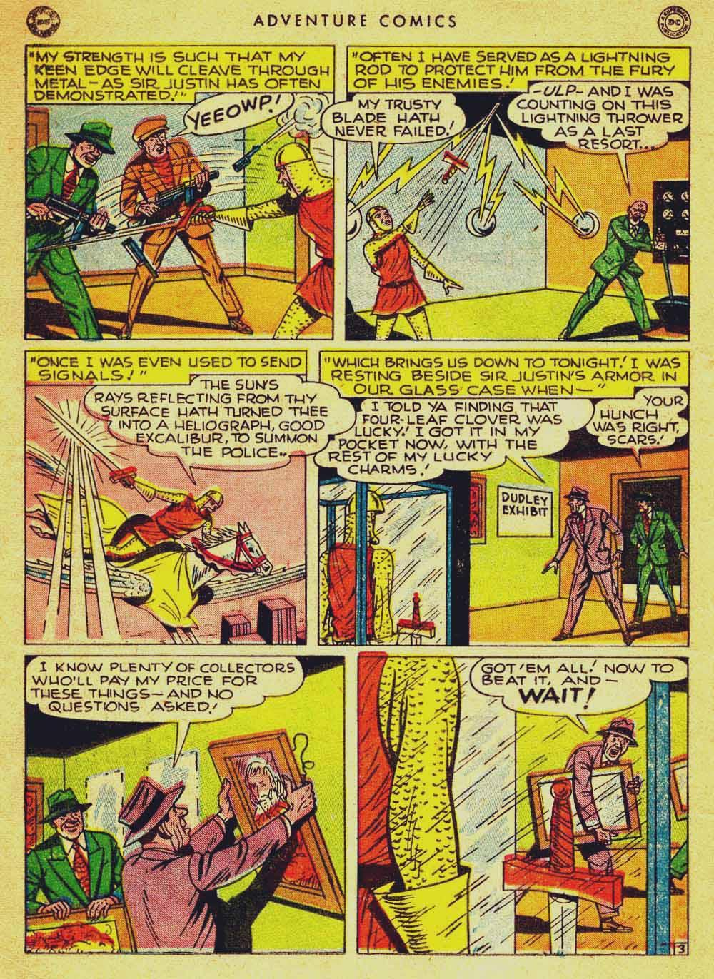Read online Adventure Comics (1938) comic -  Issue #121 - 33
