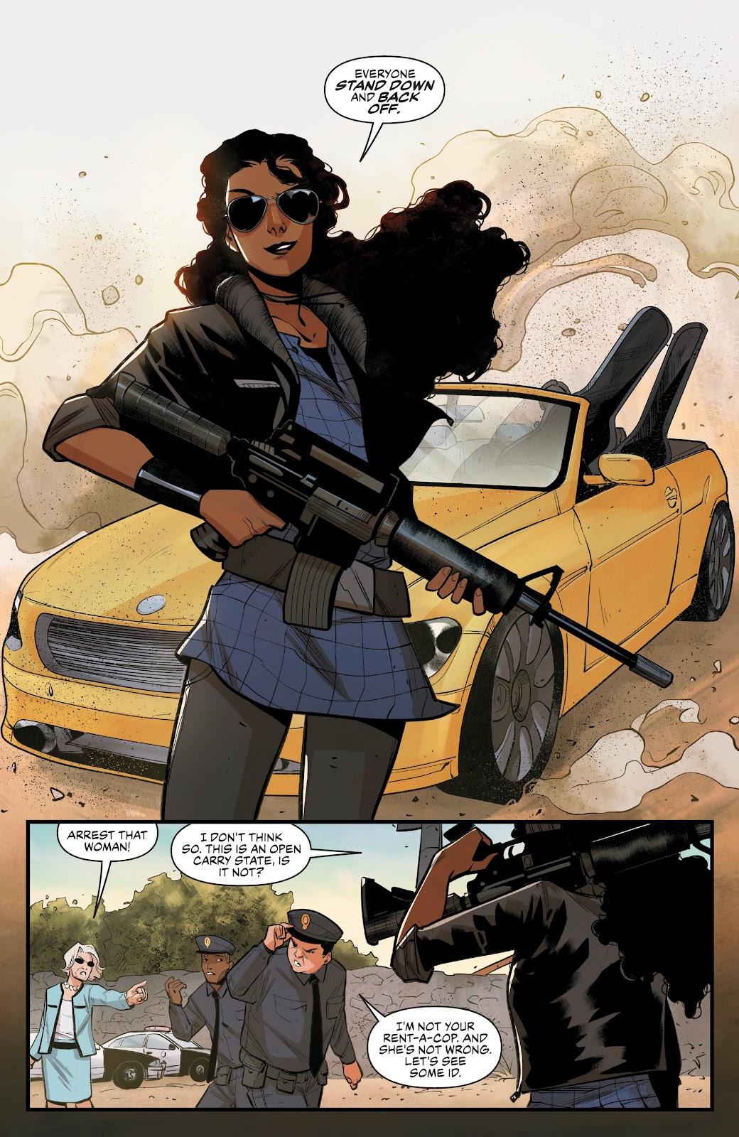 Read online Summit comic -  Issue #12 - 12