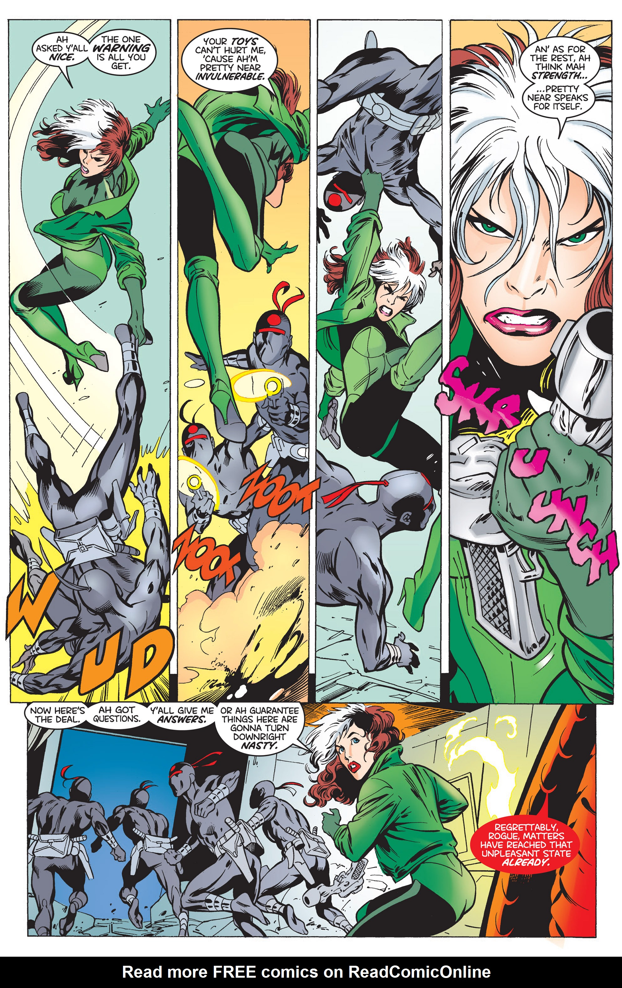 X-Men (1991) 93 Page 21