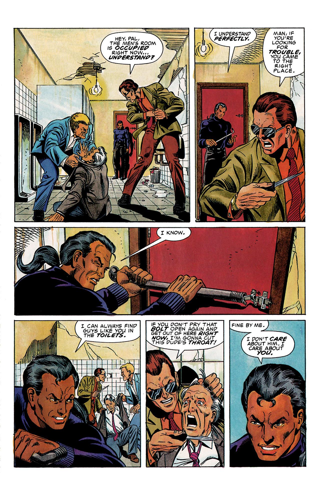 Read online Shadowman (1992) comic -  Issue #3 - 4