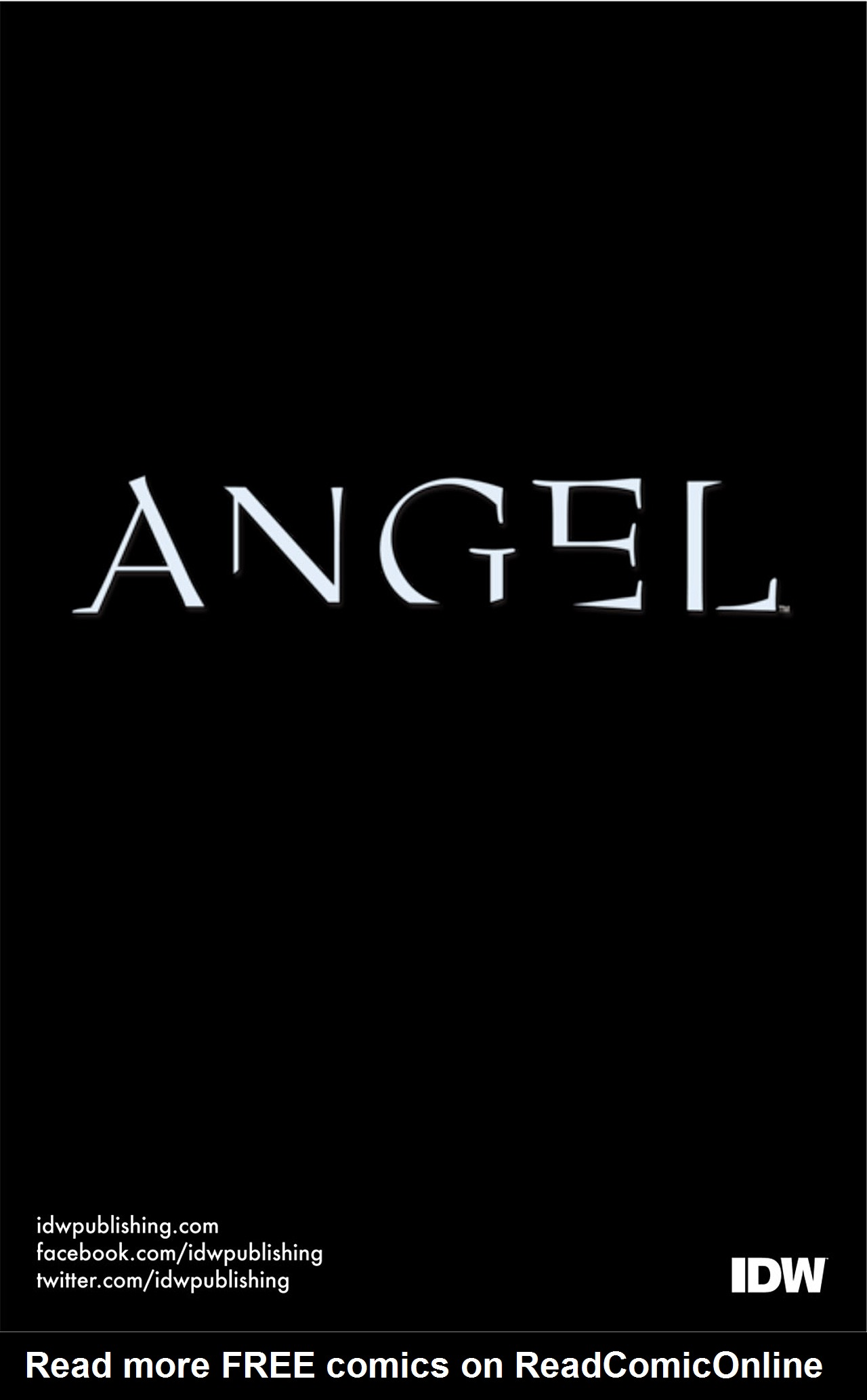 Read online Angel: After The Fall comic -  Issue #10 - 26