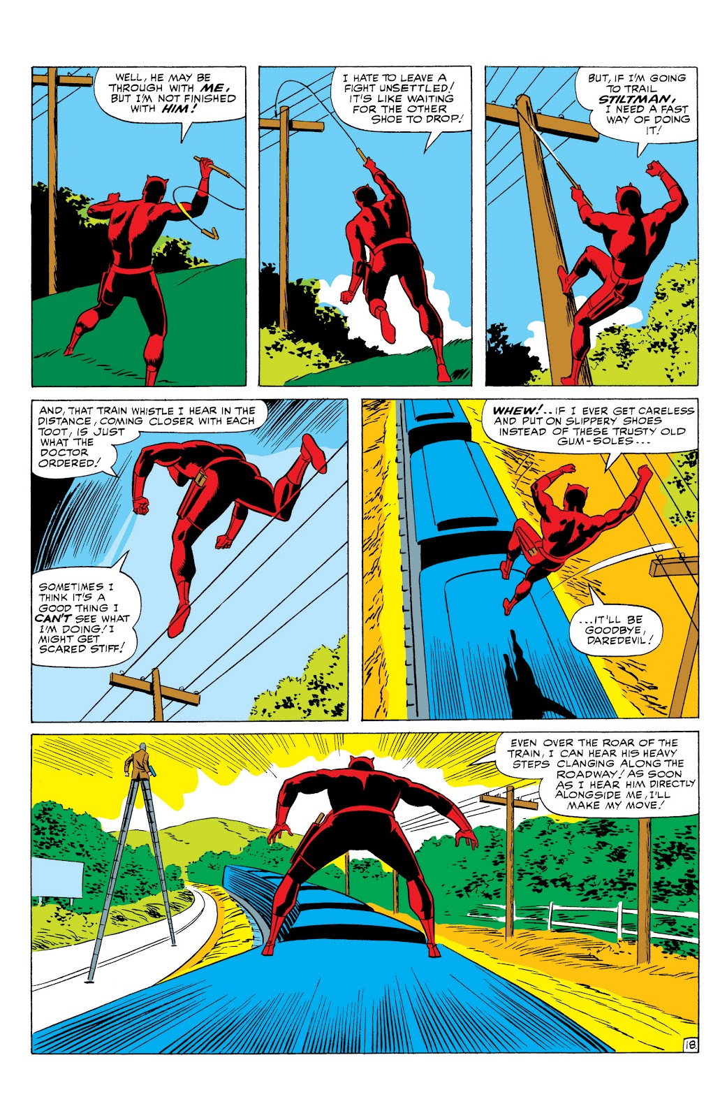 Read online Marvel Masterworks: Daredevil comic - Issue # TPB 1 (Part 2) - 82