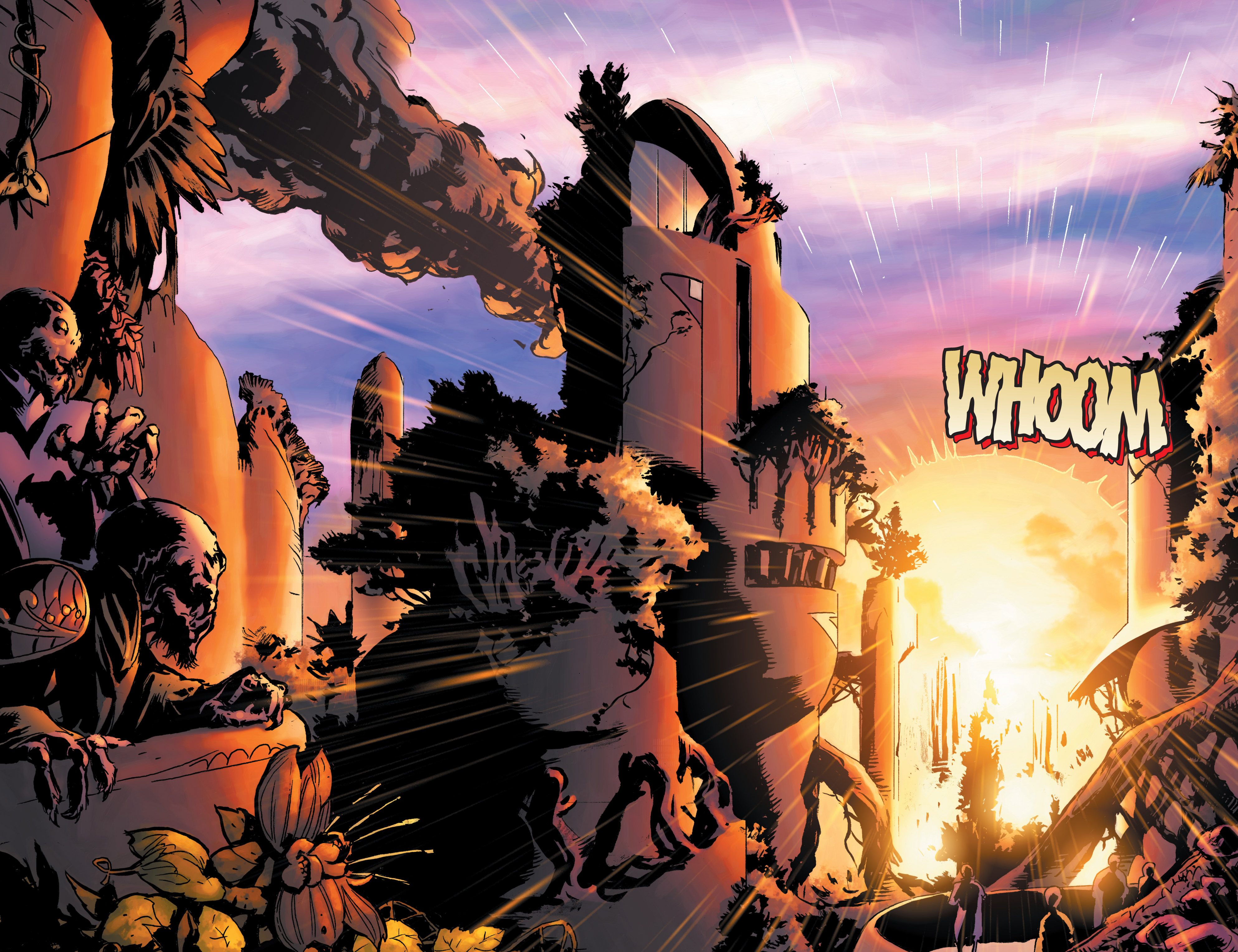 Read online Shadowman (2012) comic -  Issue #4 - 26