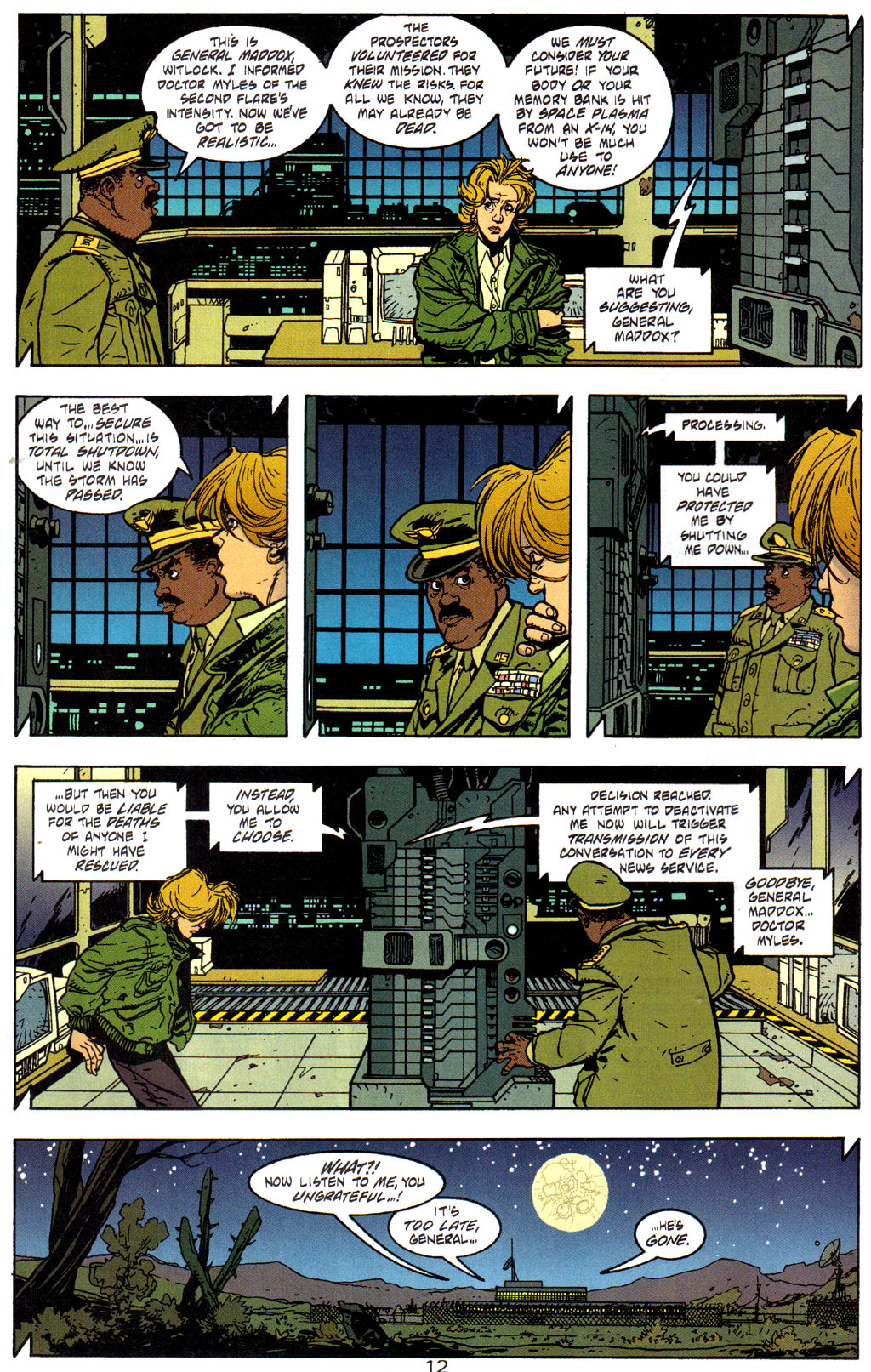 Read online Trouble Magnet comic -  Issue #3 - 13
