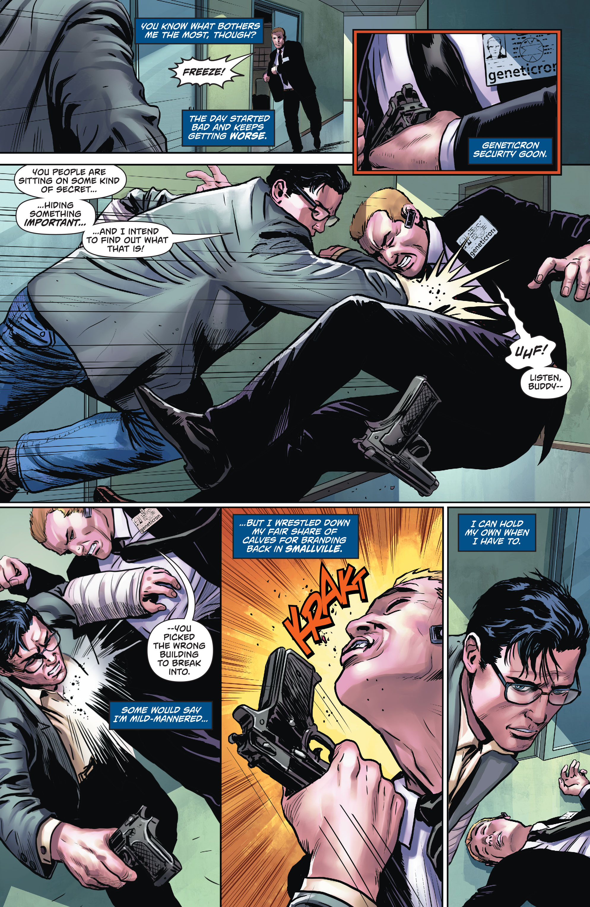 Read online Action Comics (2016) comic -  Issue #963 - 5