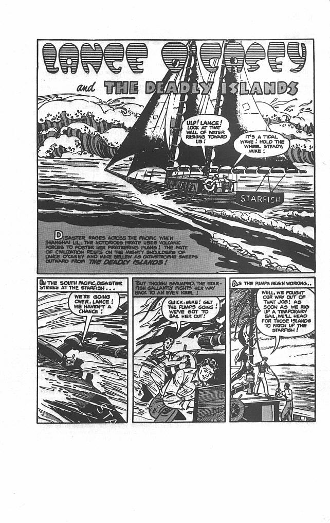 Read online Men of Mystery Comics comic -  Issue #30 - 36