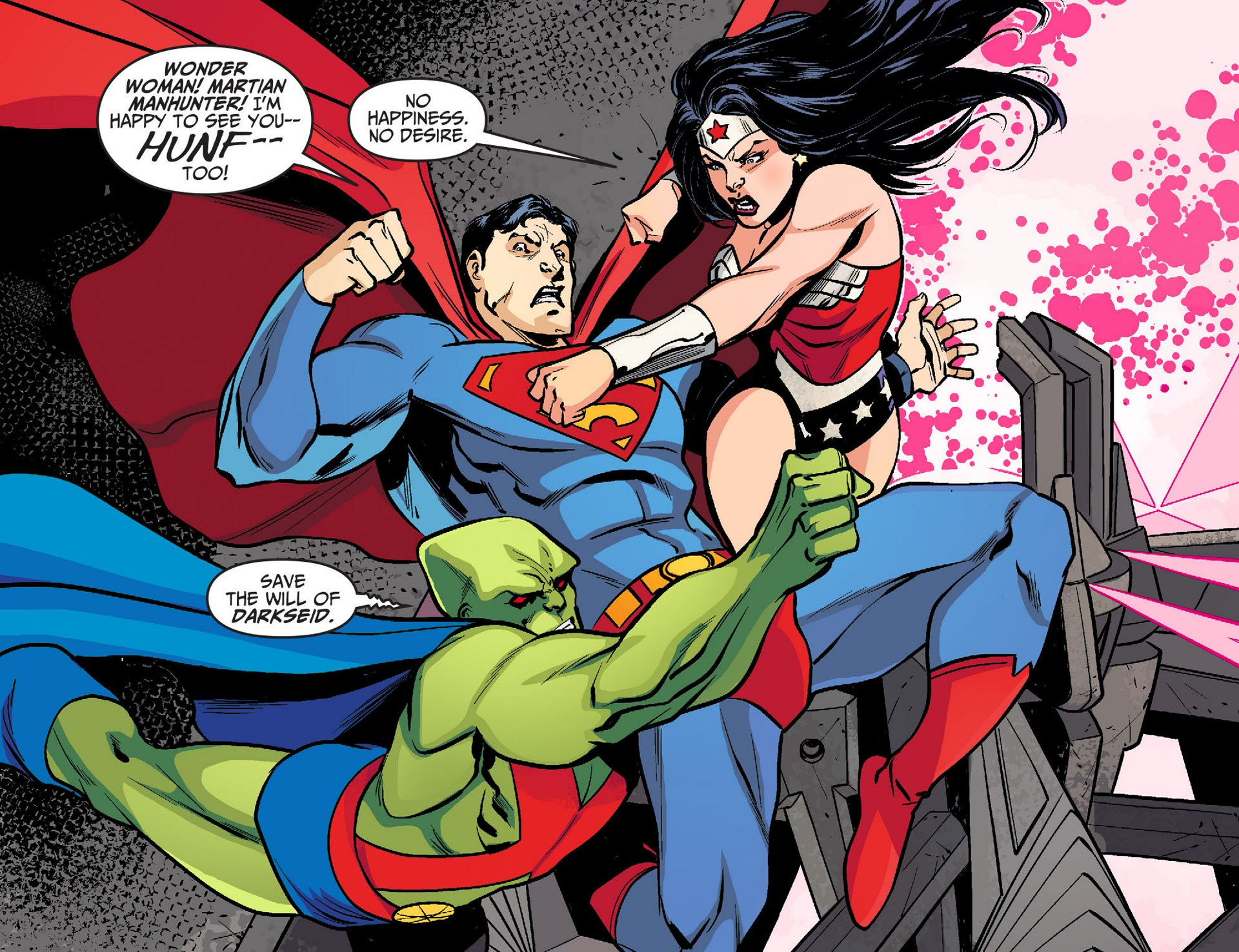 Read online Adventures of Superman [I] comic -  Issue #21 - 5