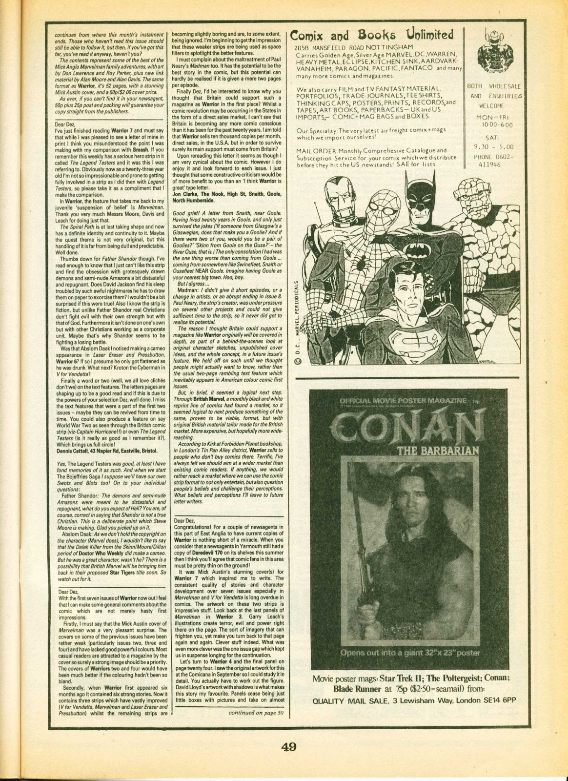 Warrior Issue #11 #12 - English 49