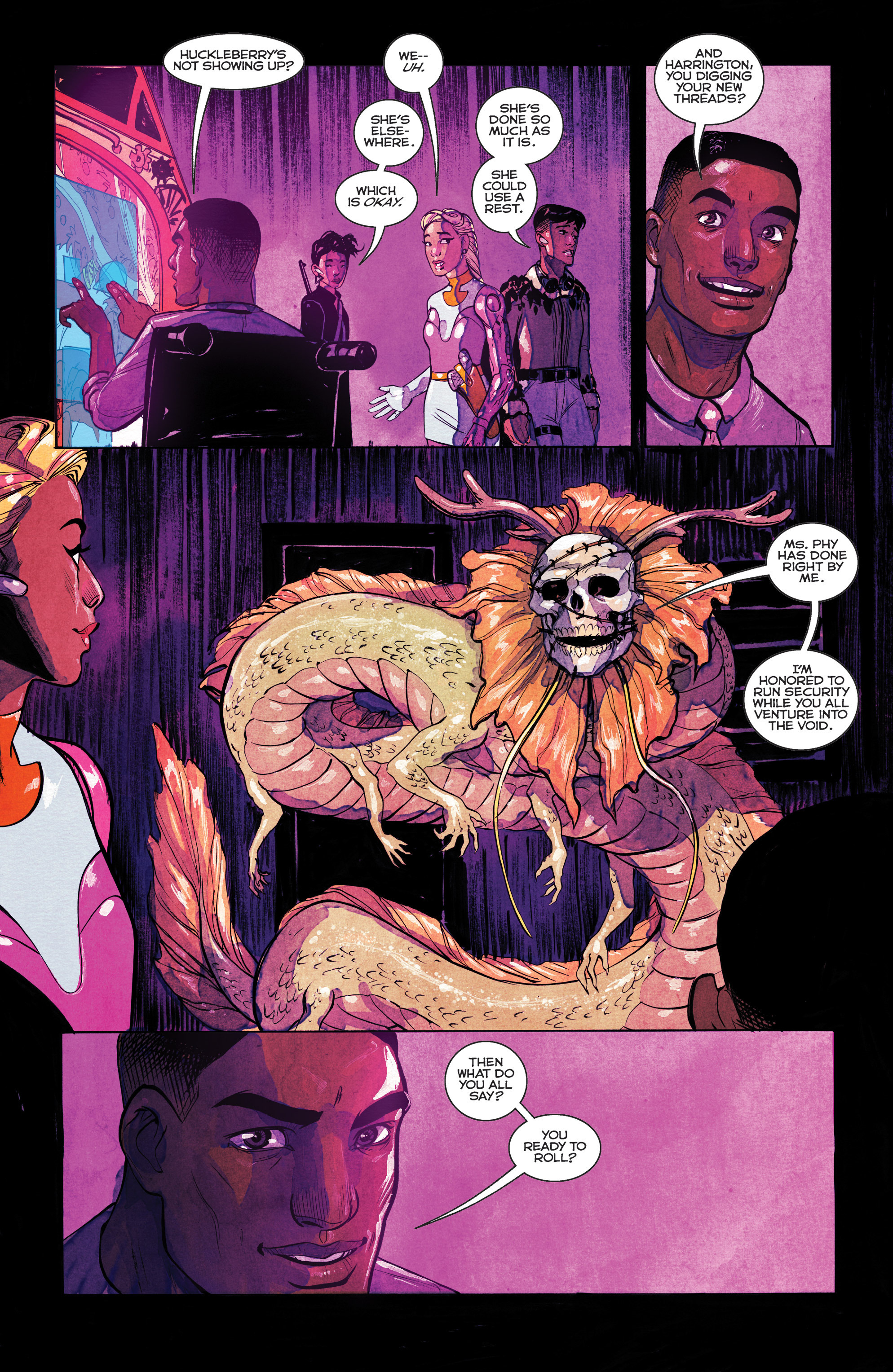 Read online Shutter comic -  Issue #25 - 15