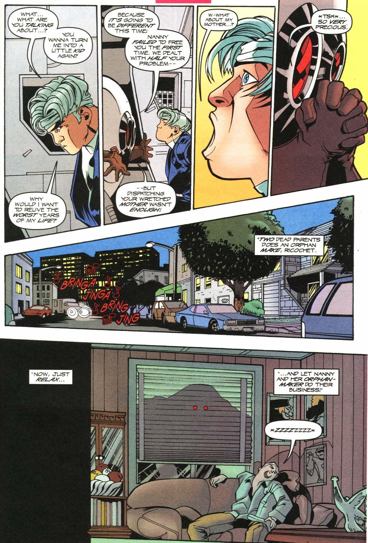 Read online Slingers comic -  Issue #9 - 15
