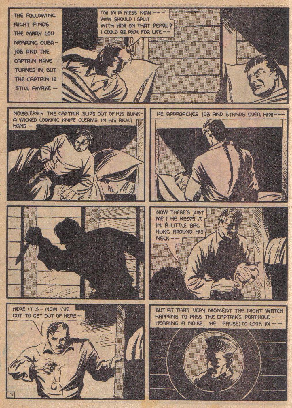 Read online Adventure Comics (1938) comic -  Issue #24 - 26