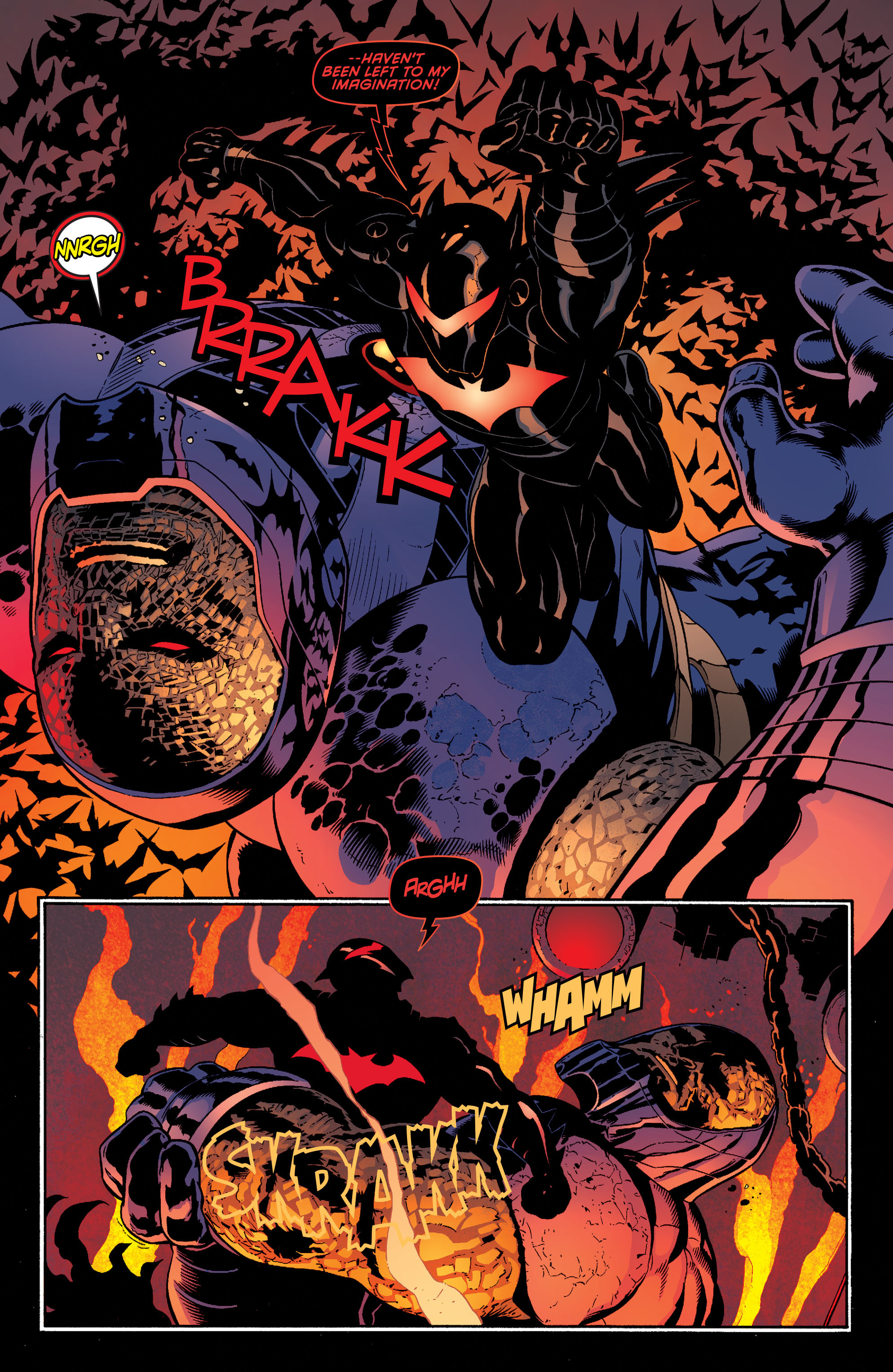 Read online Batman and Robin (2011) comic -  Issue #37 - 11