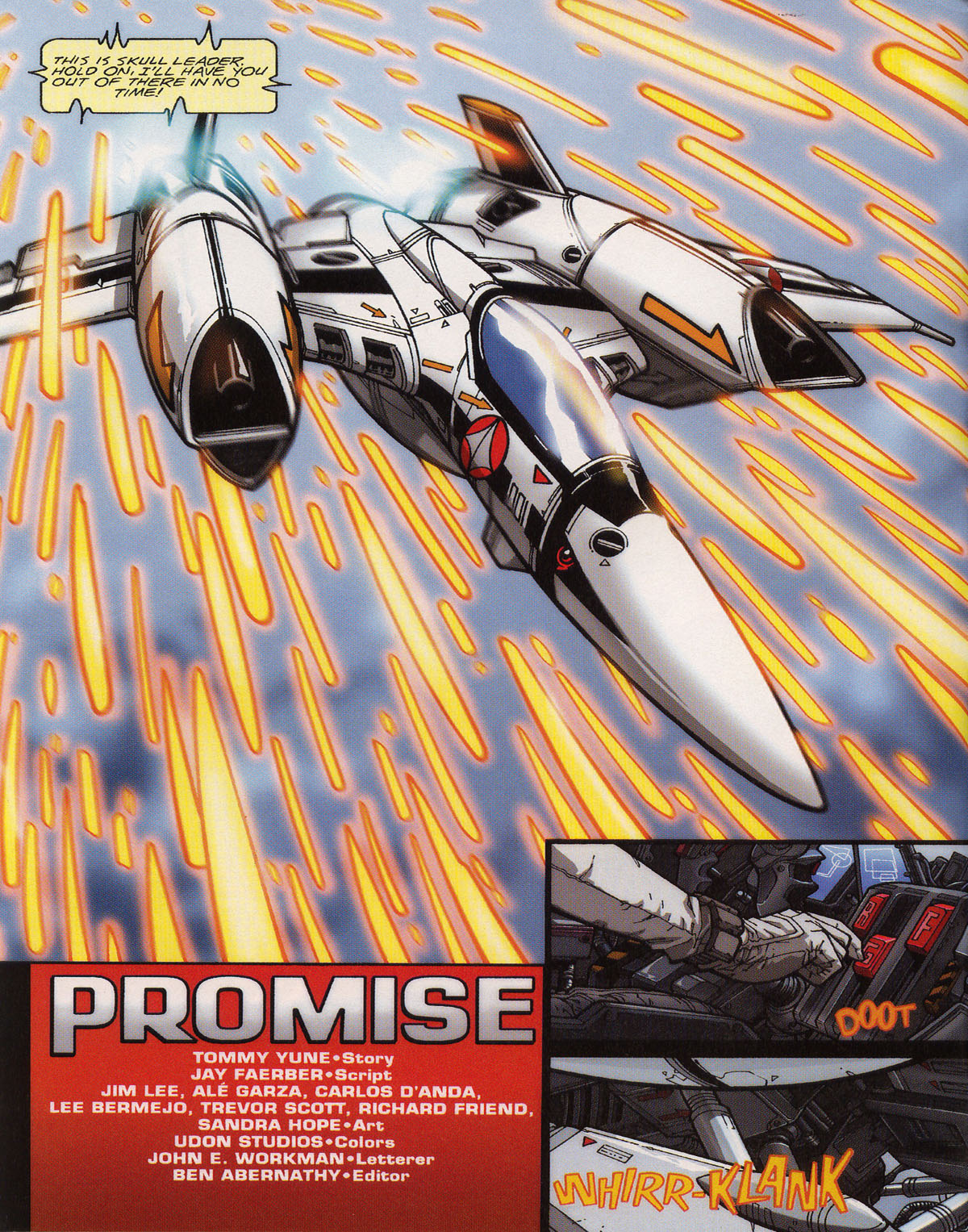 Robotech (2003) issue 0 - Page 6