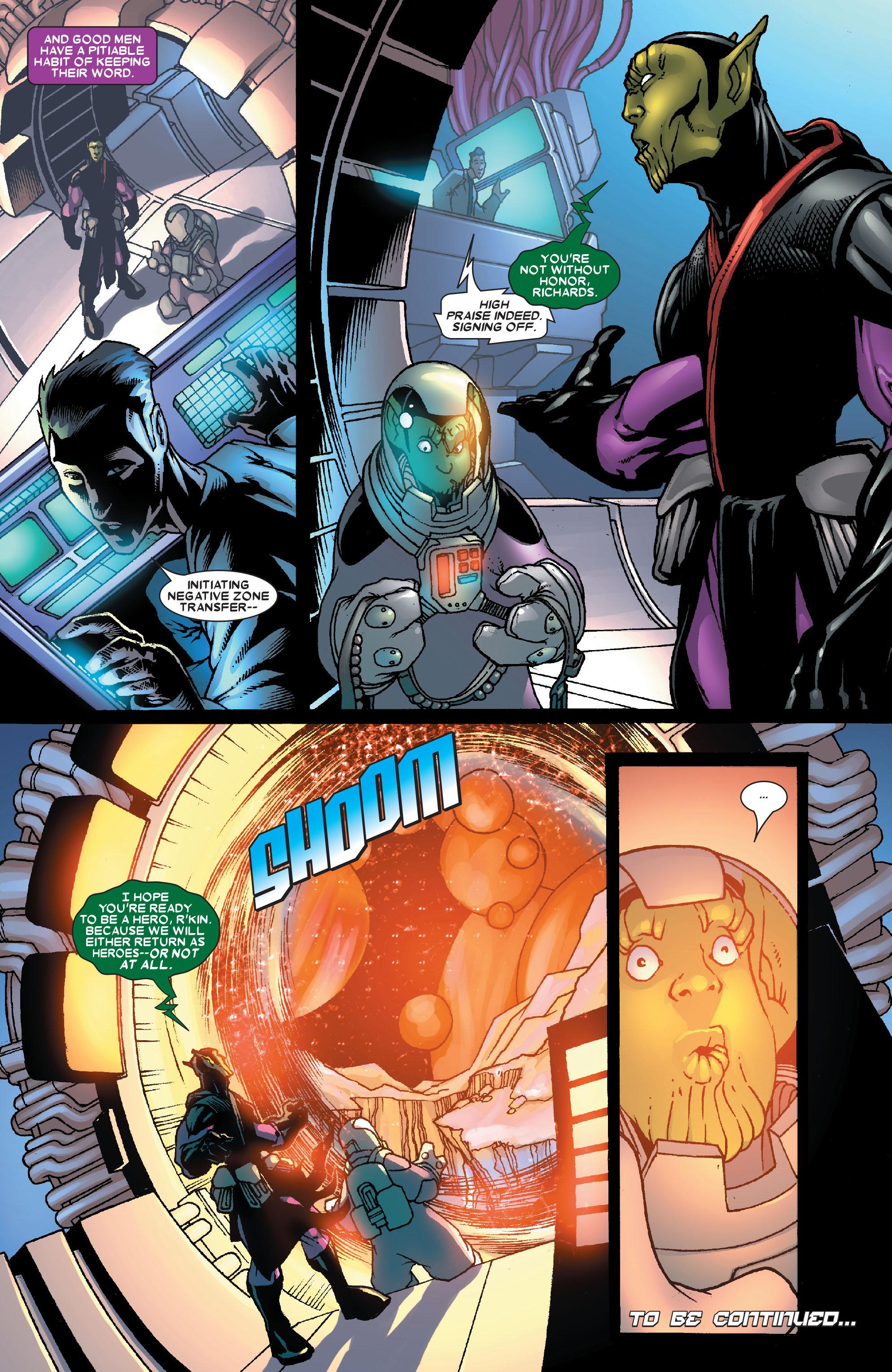 Read online Annihilation: Super-Skrull comic -  Issue #1 - 24