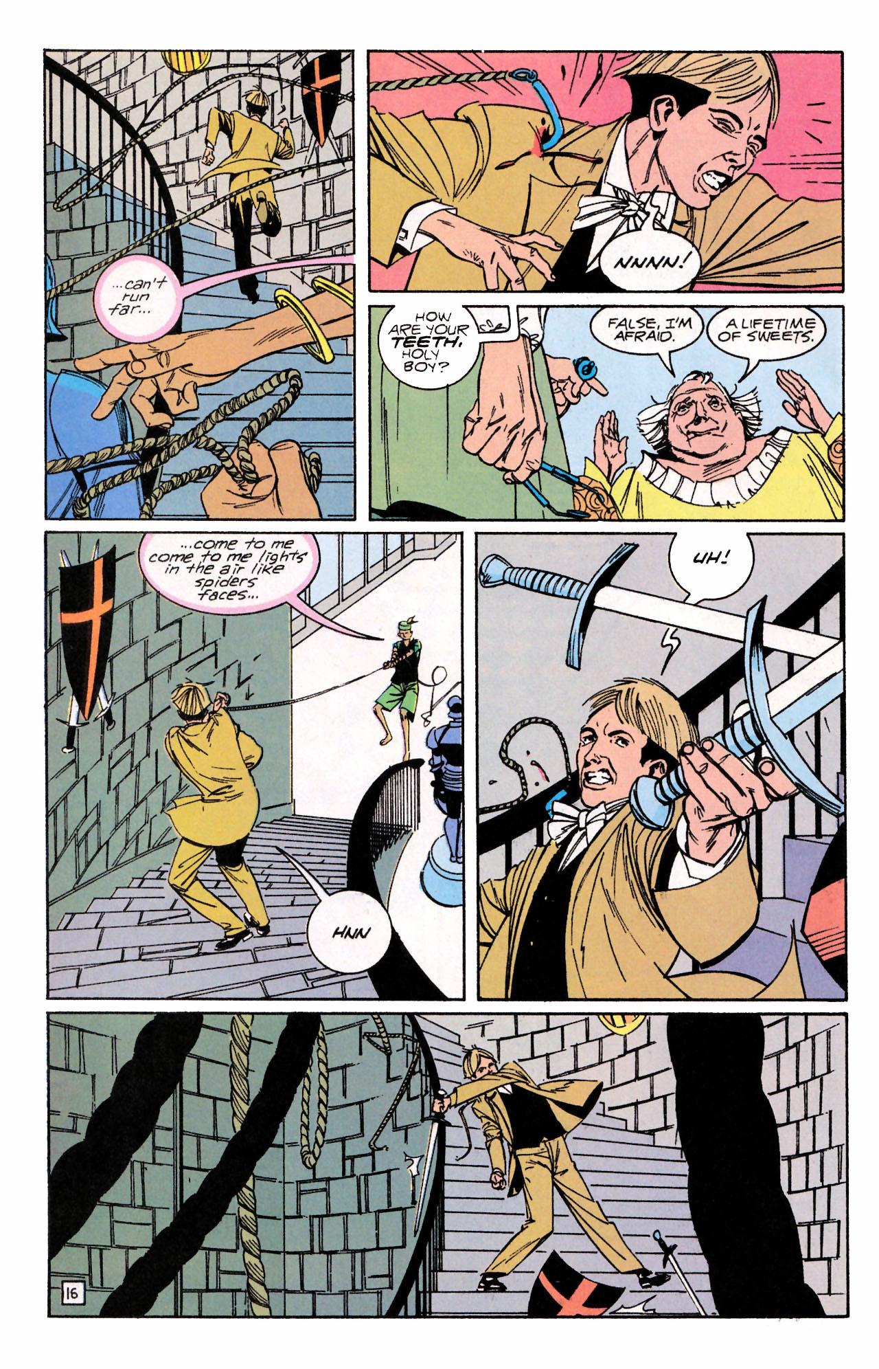 Read online Sebastian O comic -  Issue #2 - 20