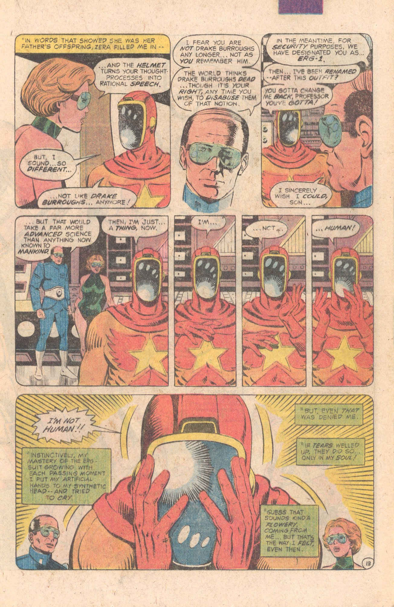 Legion of Super-Heroes (1980) 283 Page 13