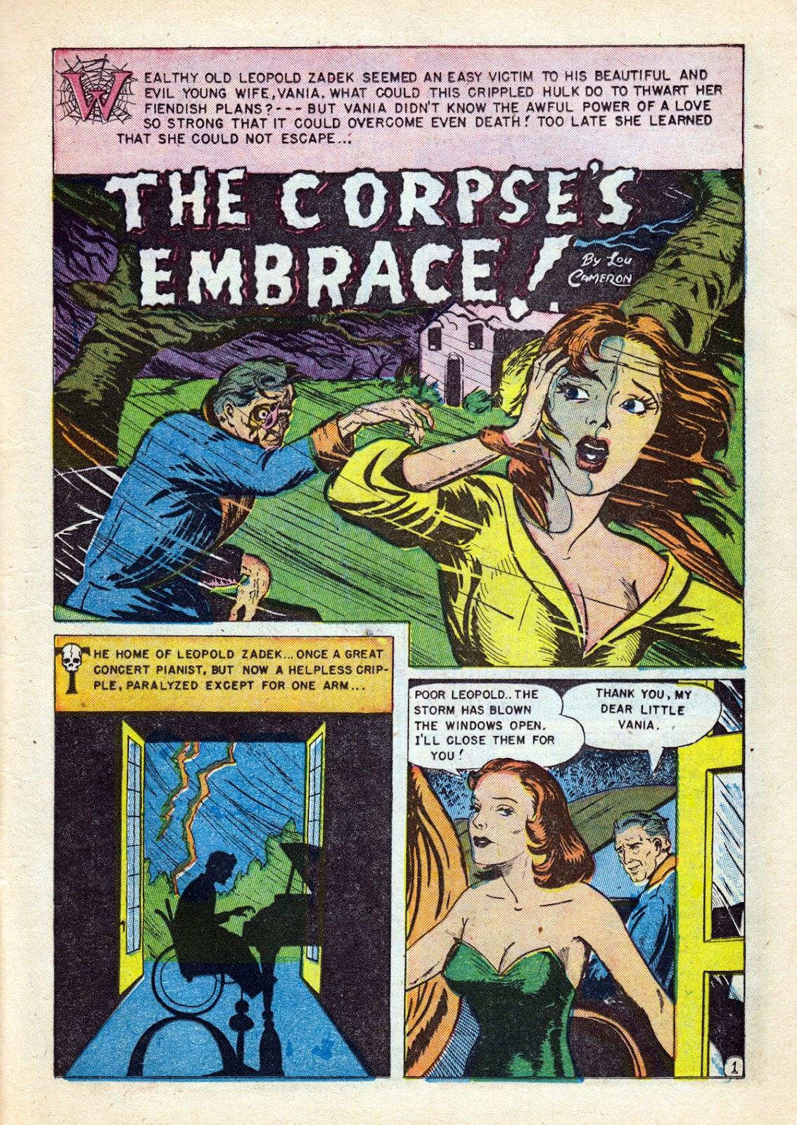 Dark Mysteries issue 1 - Page 11