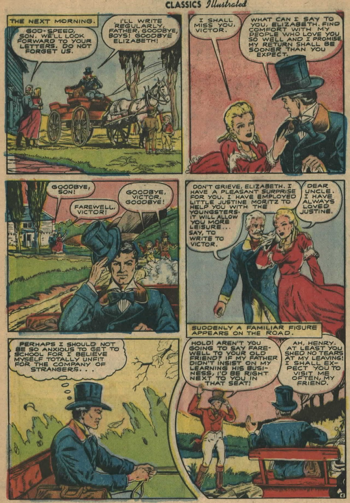 Classics Illustrated issue 26 - Page 6