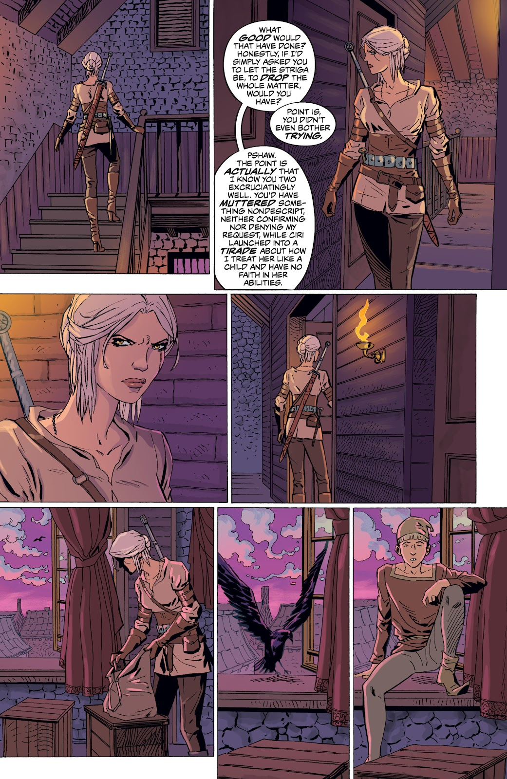 Read online The Witcher Omnibus comic -  Issue # TPB (Part 4) - 64